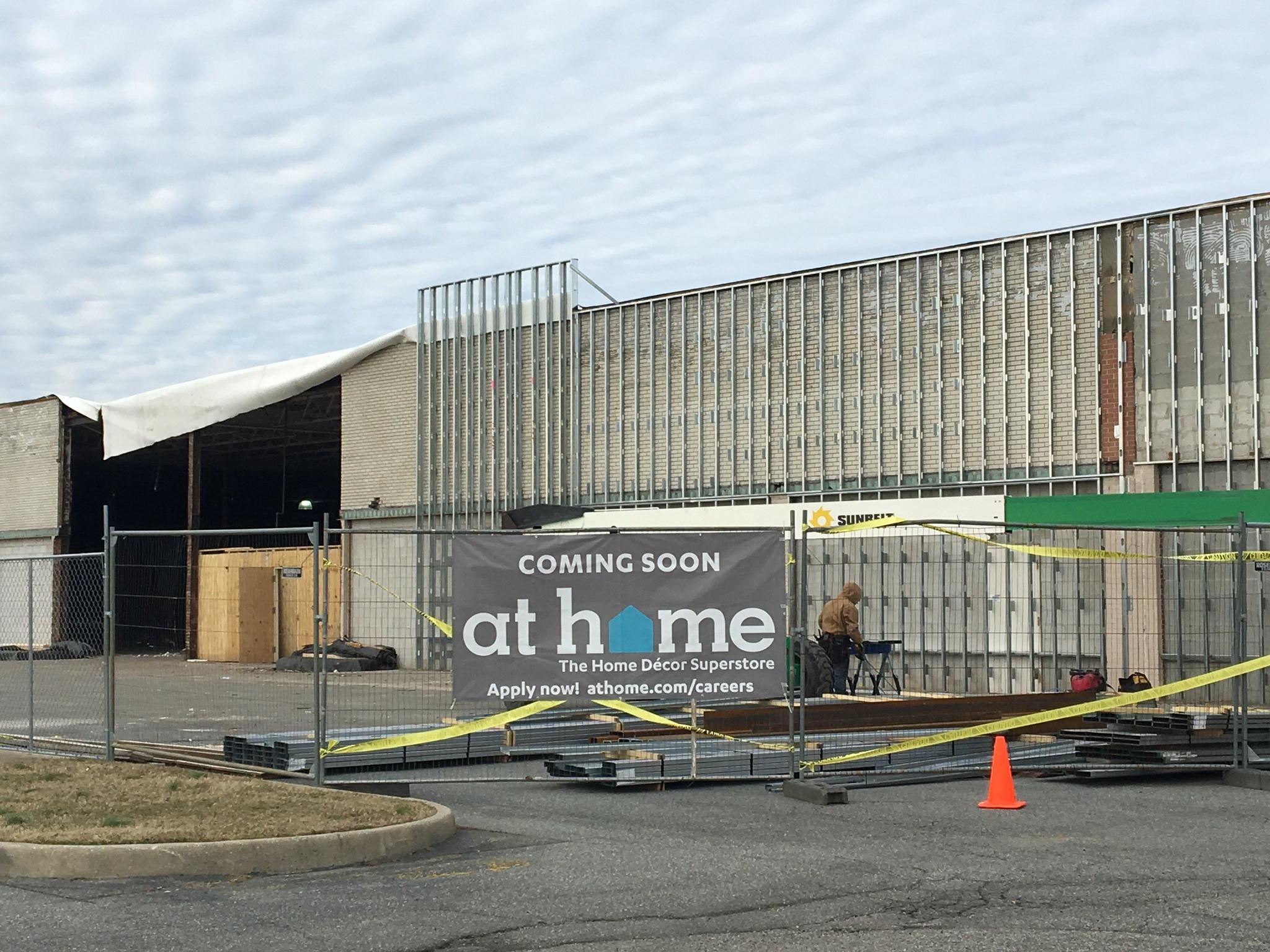 At Home store in Hampton to open in 2017 - Daily Press