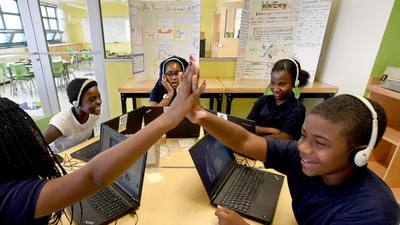 Study: Baltimore schools should be paying less, Maryland more to educate students