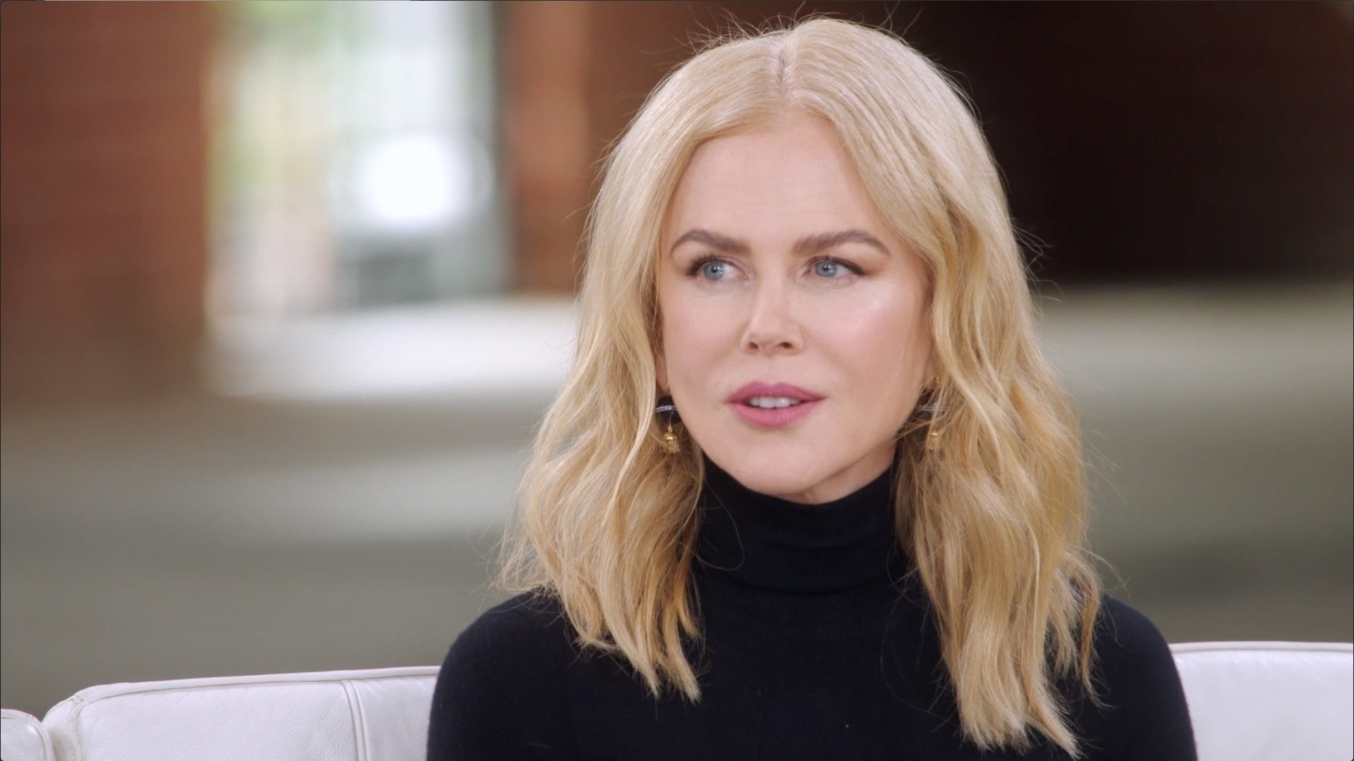 Nicole Kidman Goes Tracking The Lion Los Angeles Times