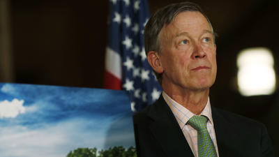 Here's what Colorado's governor has to tell other states about legalizing marijuana