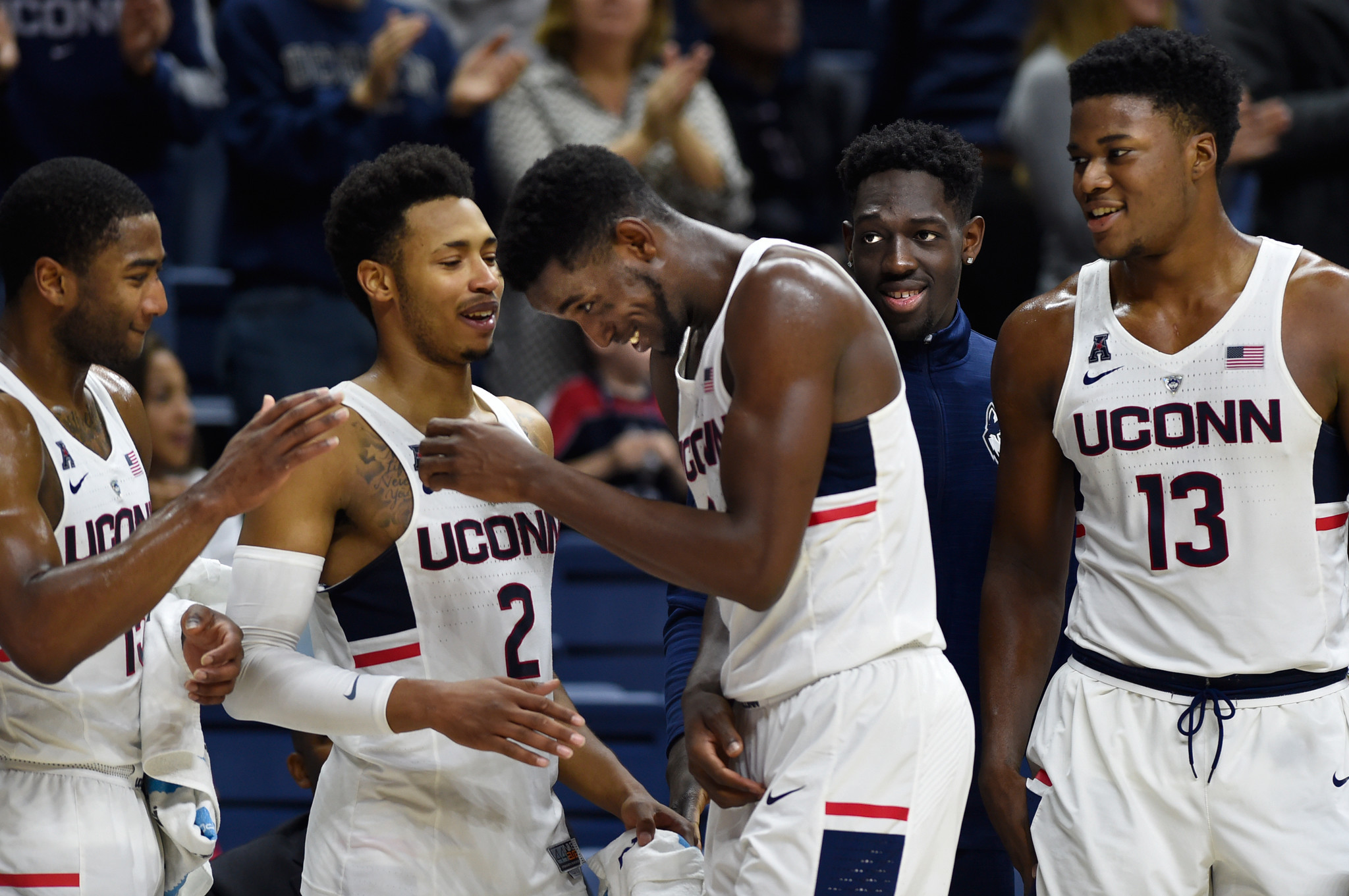 UConn Men: When Adams Looks This Good, And Facey Chips In ...
