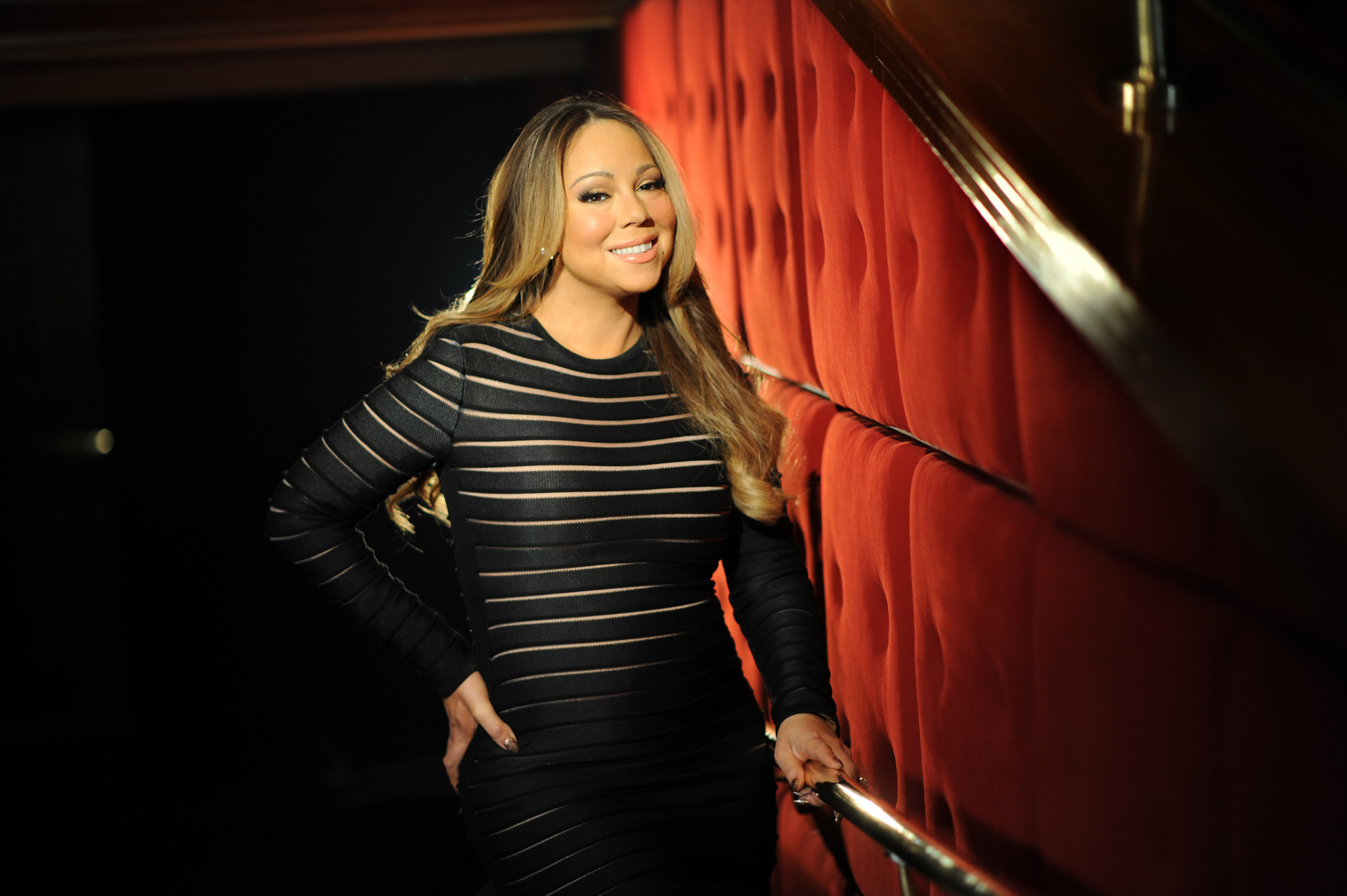 Mariah carey dishes on other divas on 39 watch what happens - Mariah carey diva ...