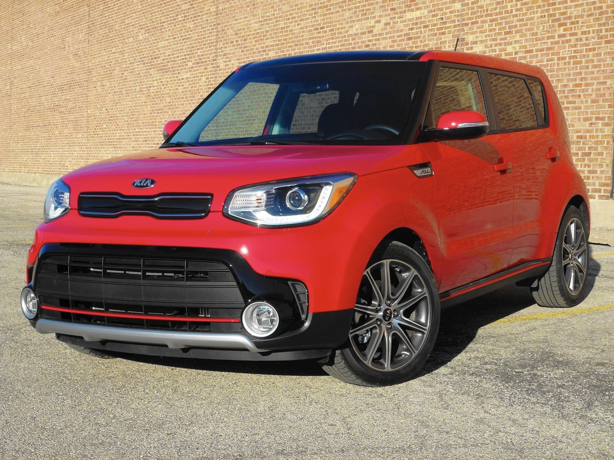 Kia Soul: Gasoline containing MMT