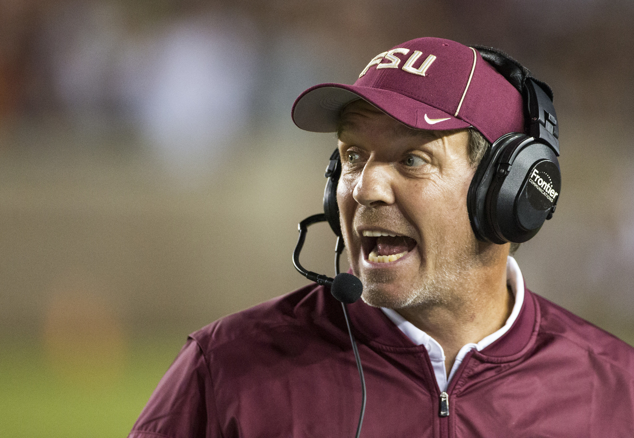 Jimbo Fisher Mad >> FSU's Jimbo Fisher gets contract extension - Orlando Sentinel