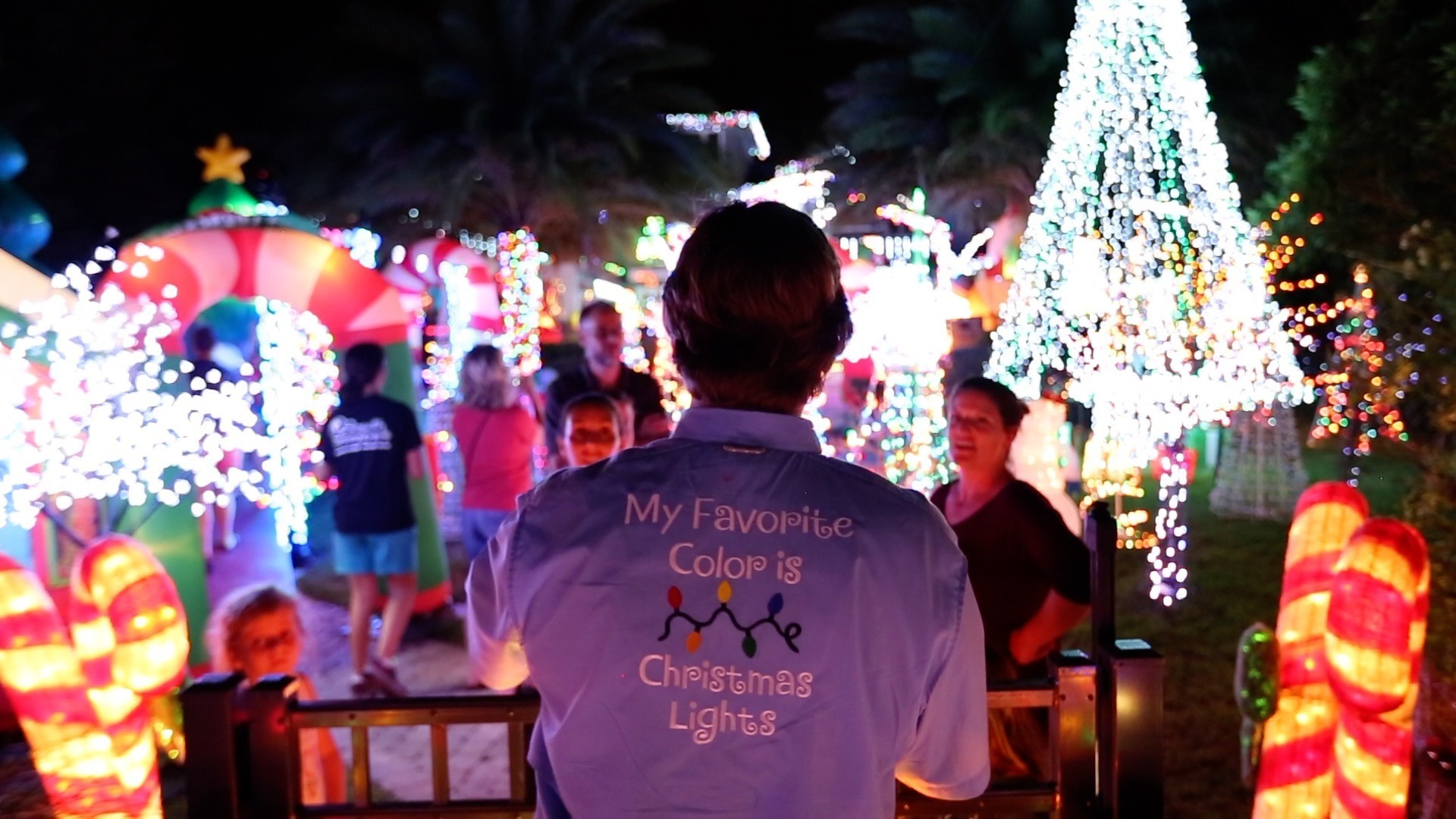 Winter Park home featured in ABC\'s Great Christmas Light Fight ...