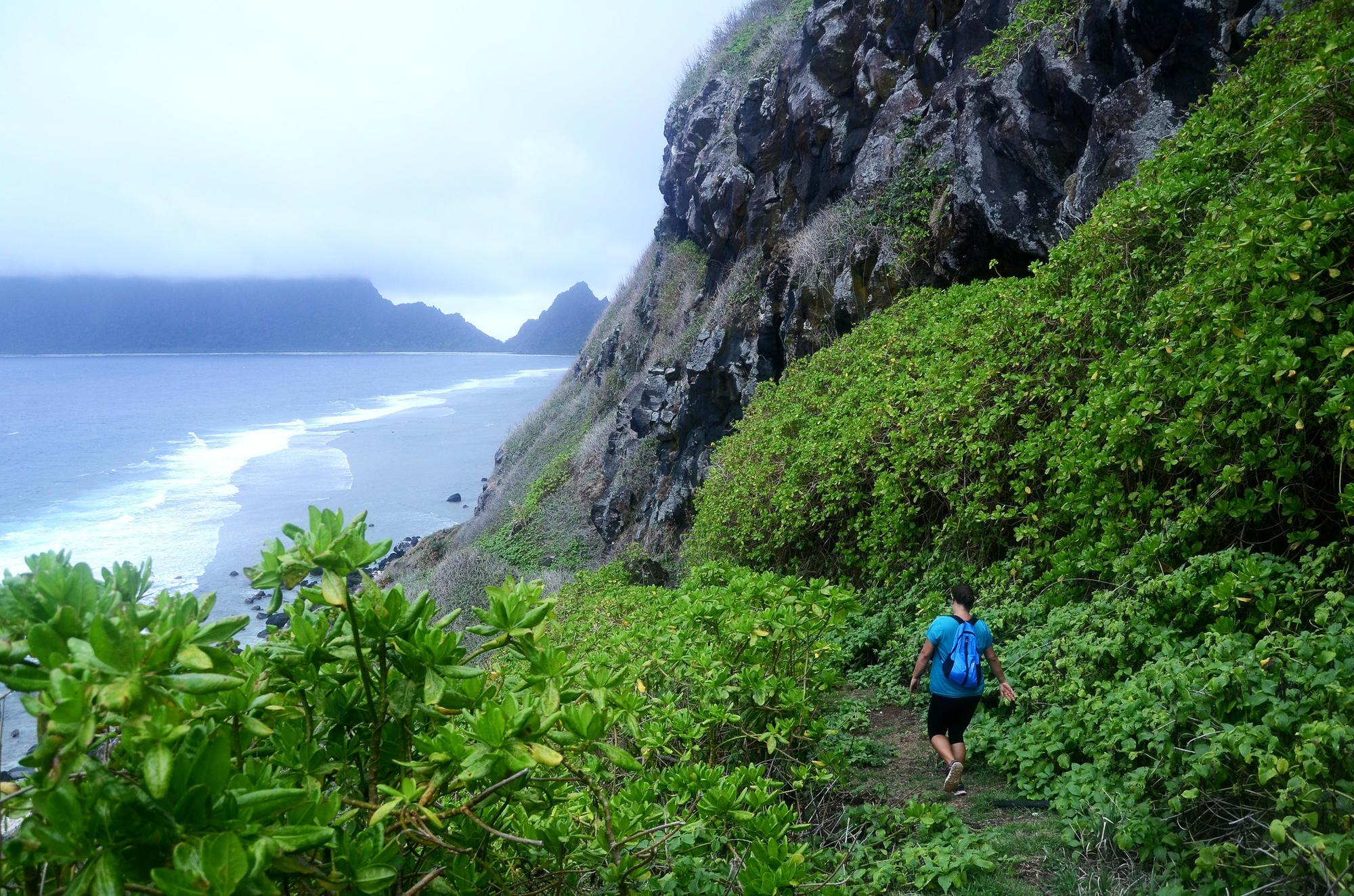 Maga Point, Olosega Island