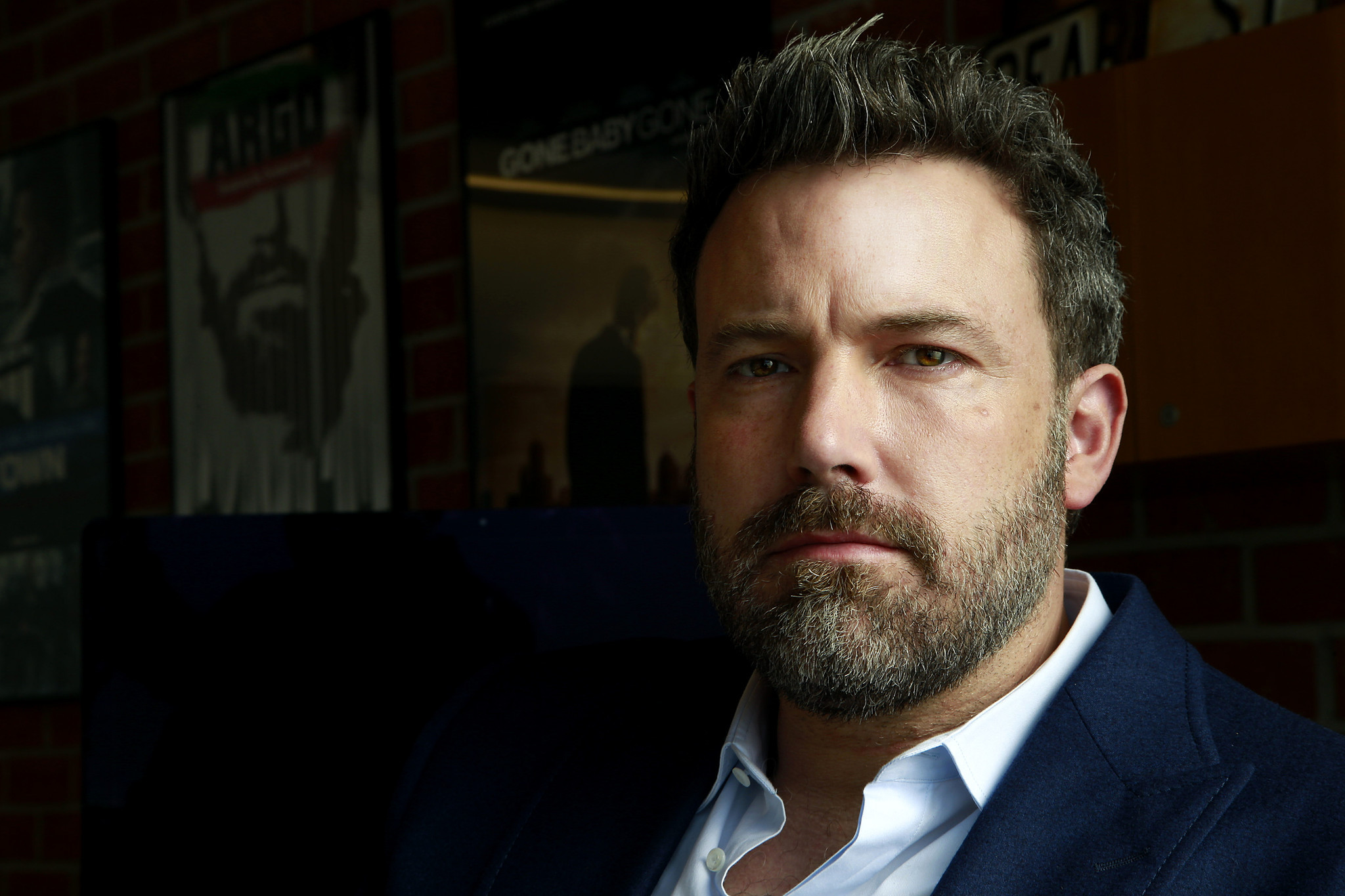 Ben Affleck revealed on Tuesday that he had undergone rehab for alcohol abuse. (Kirk McKoy / Los Angeles Times)