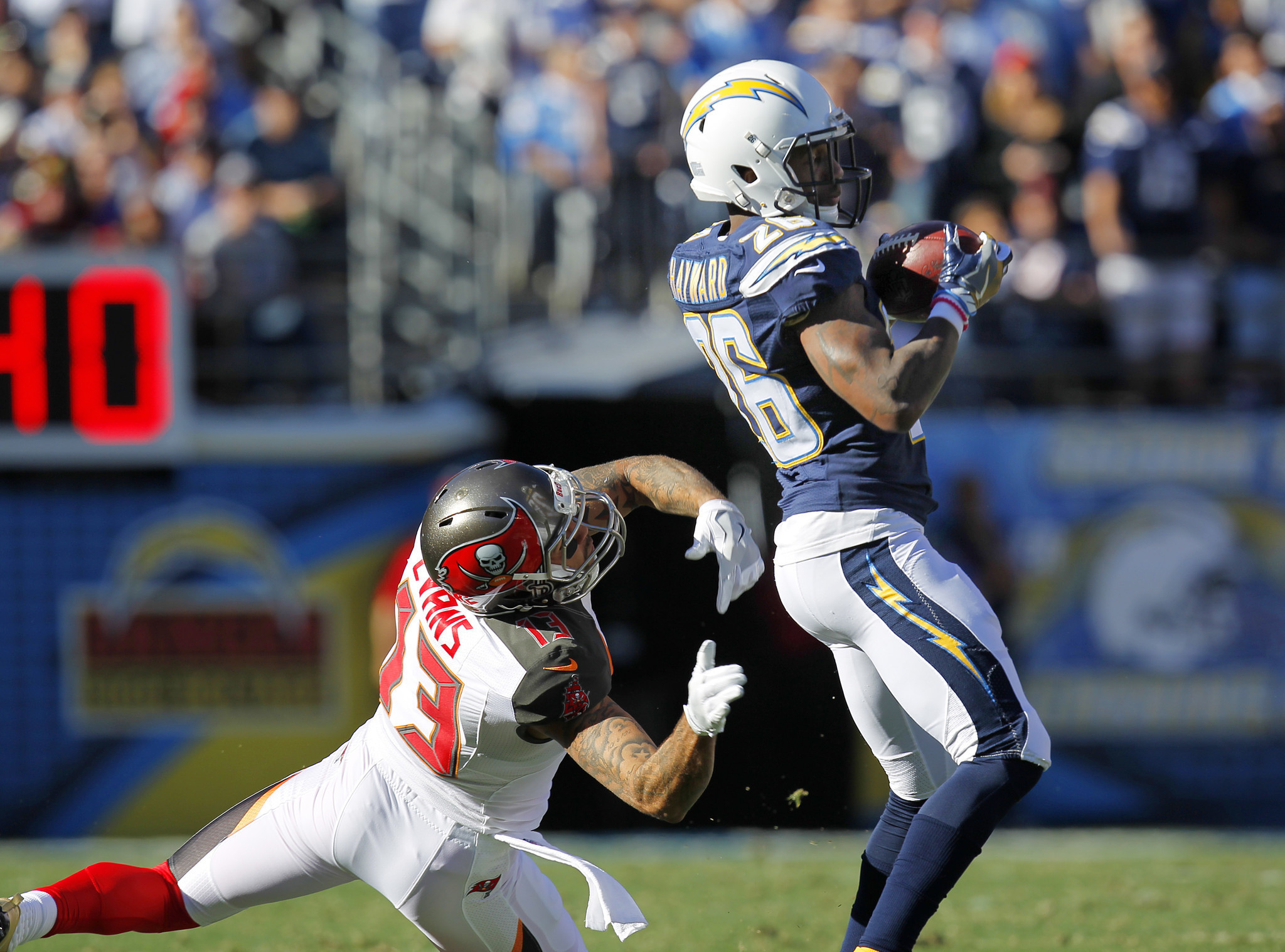 Casey Hayward a first time Pro Bowler The San Diego Union Tribune