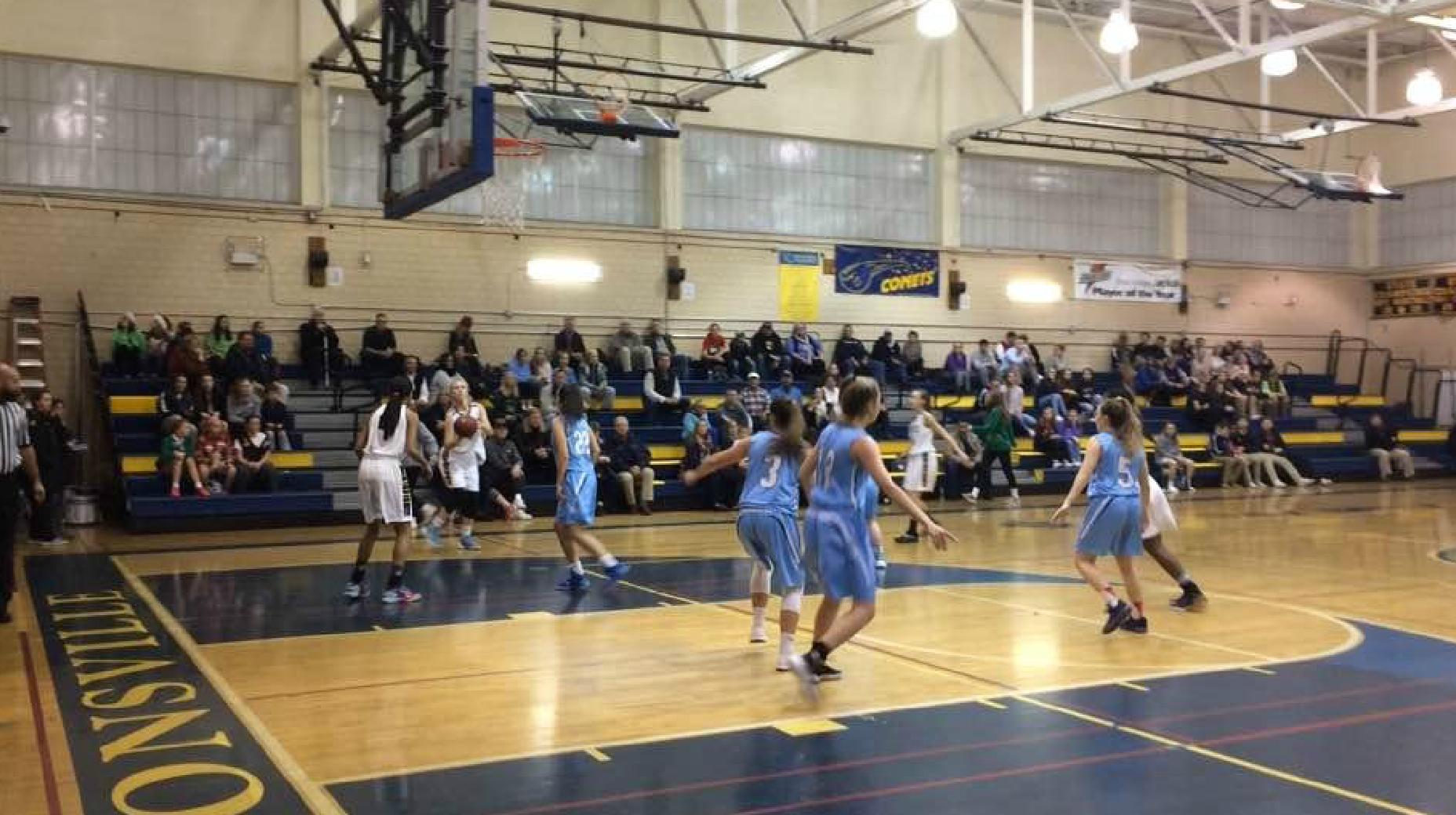 Catonsville Vs Mount De Sales Girls Basketball Baltimore Sun
