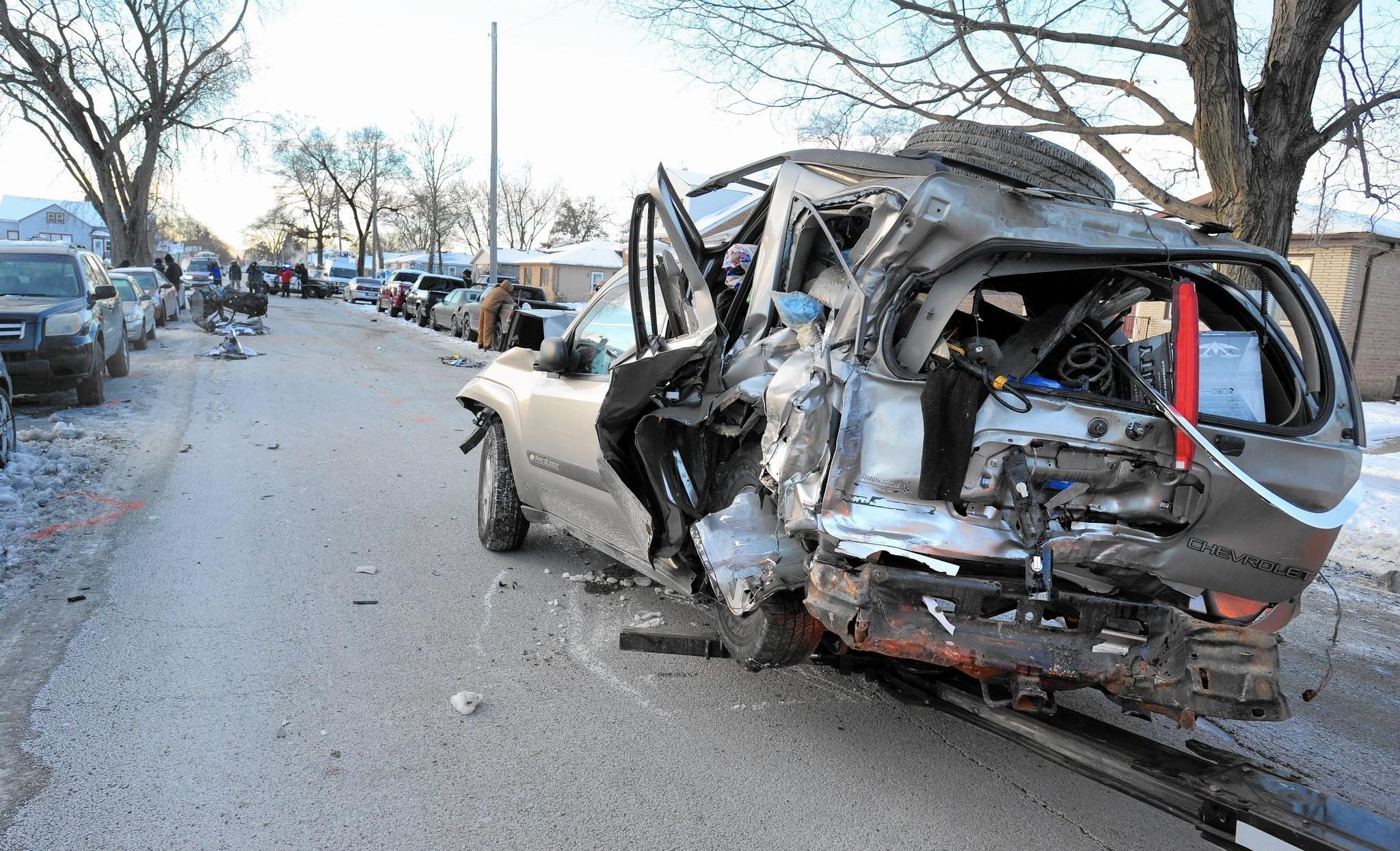 Warren Il Car Accident
