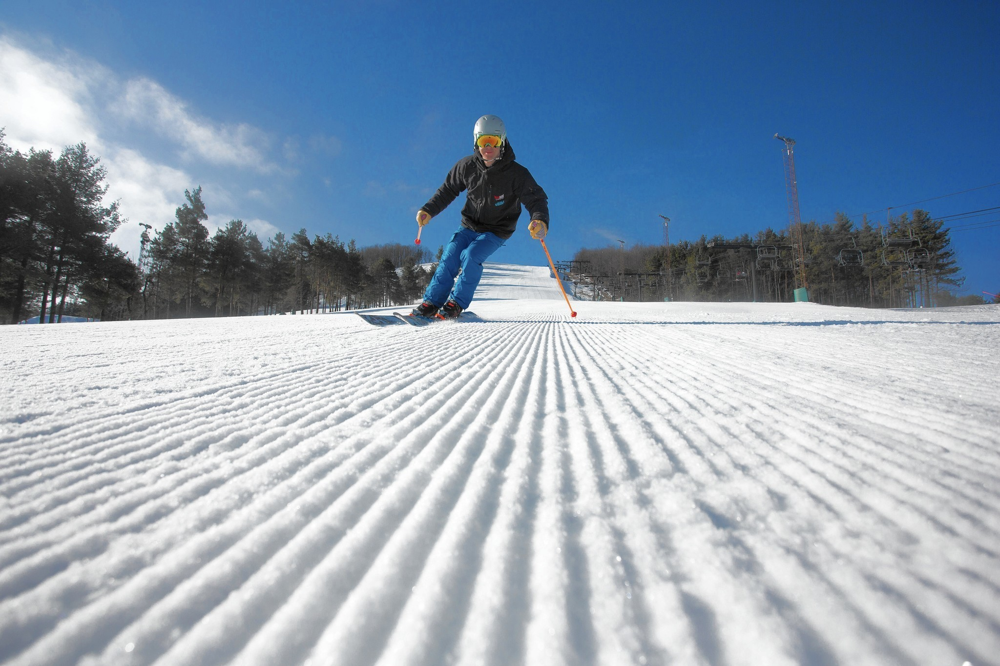 Ski resorts within driving distance of baltimore for Resorts driving distance from nyc