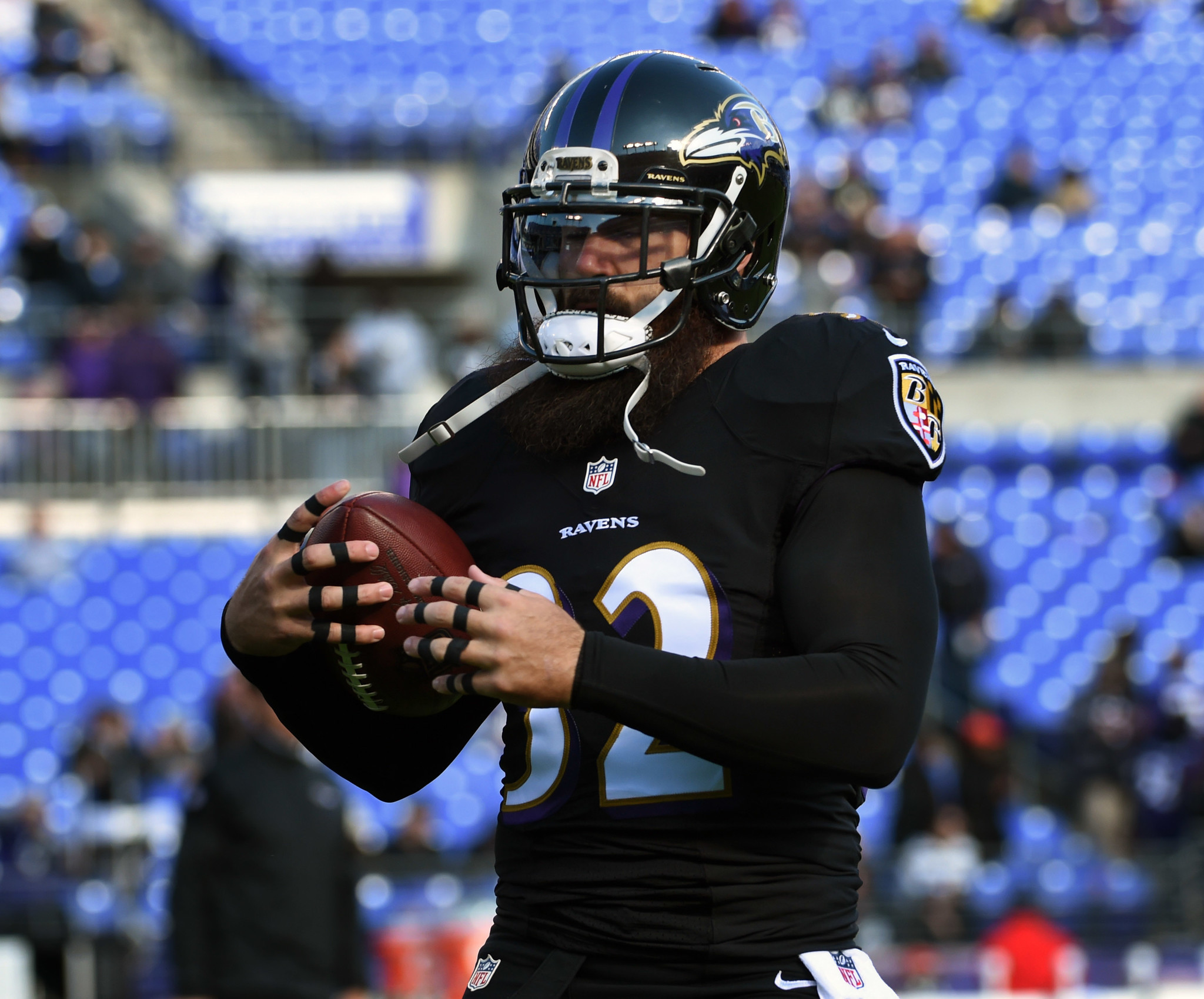 Ravens strong safety Eric Weddle refuses to dwell on being snubbed