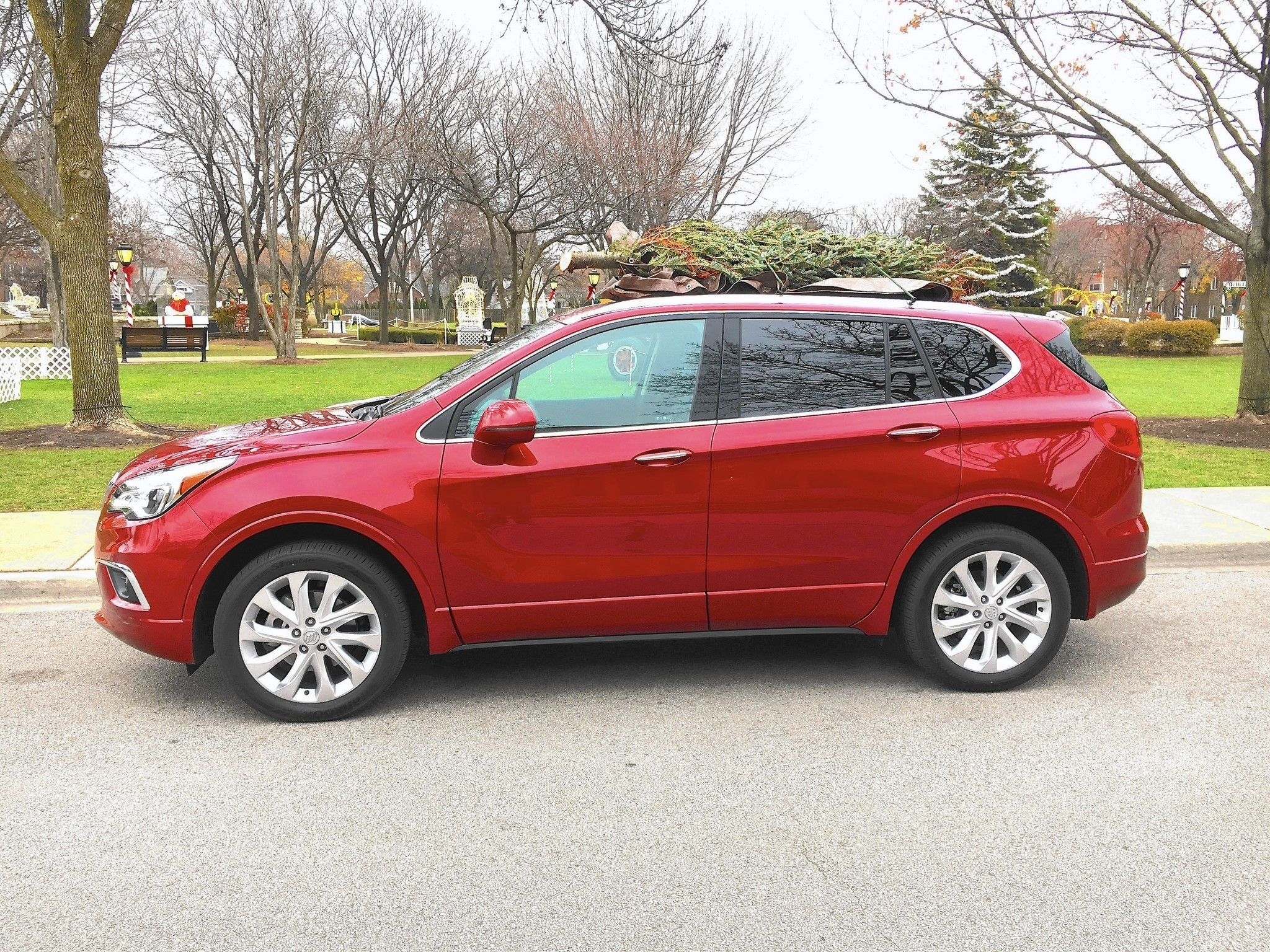 buick envision is a premium crossover with a value proposition car reviews - Suv Reviews