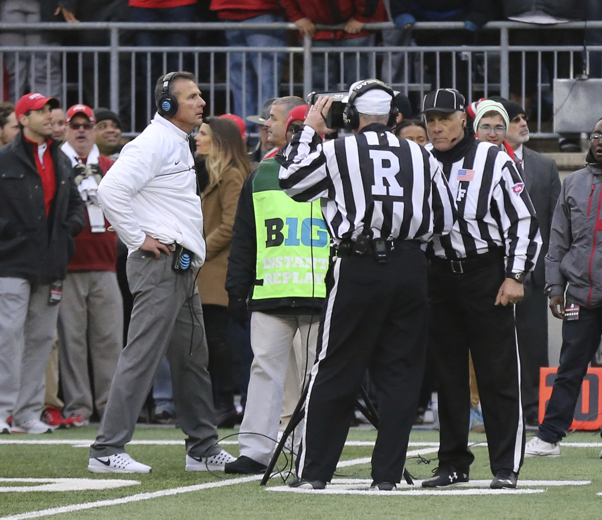 A Deep Dive Into Big Ten Officiating And The Michigan Ohio State