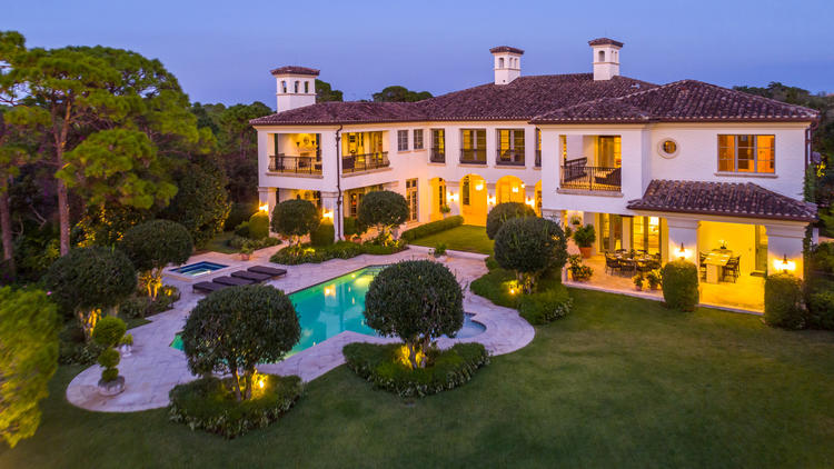 $10M Bear's Club home perfect for avid art collectors