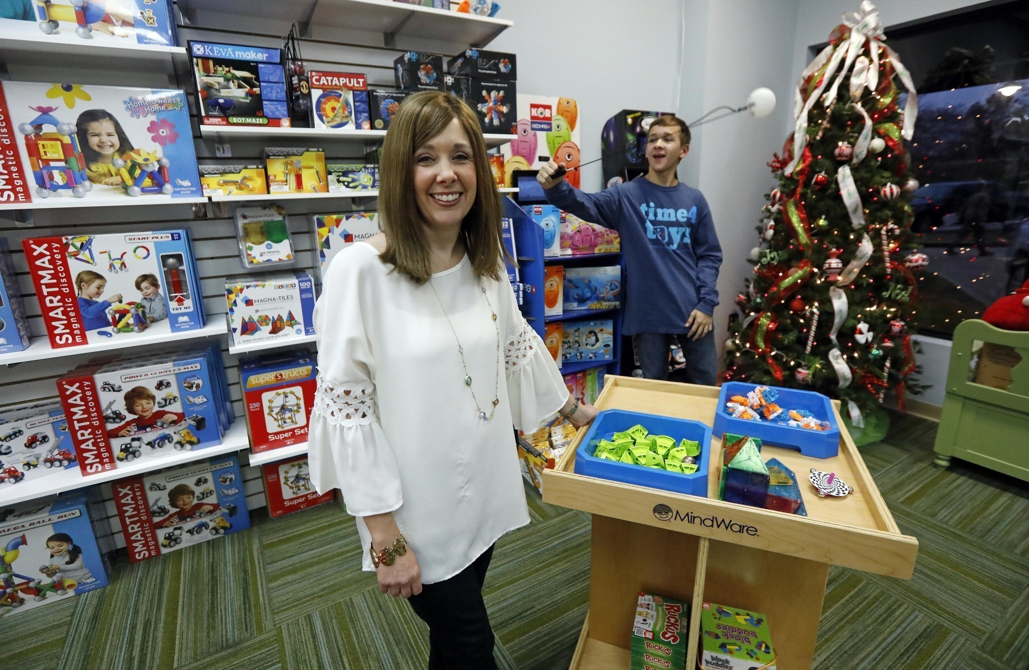 Autism Toy Store : Toy sellers and makers offer more options for autistic