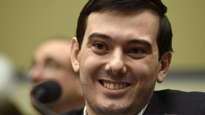 Controversial 'pharma bro' Shkreli says 'of course' he'd raise drug price again