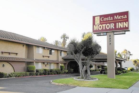 Costa Mesa Motor Inn Is Officially Closed Daily Pilot