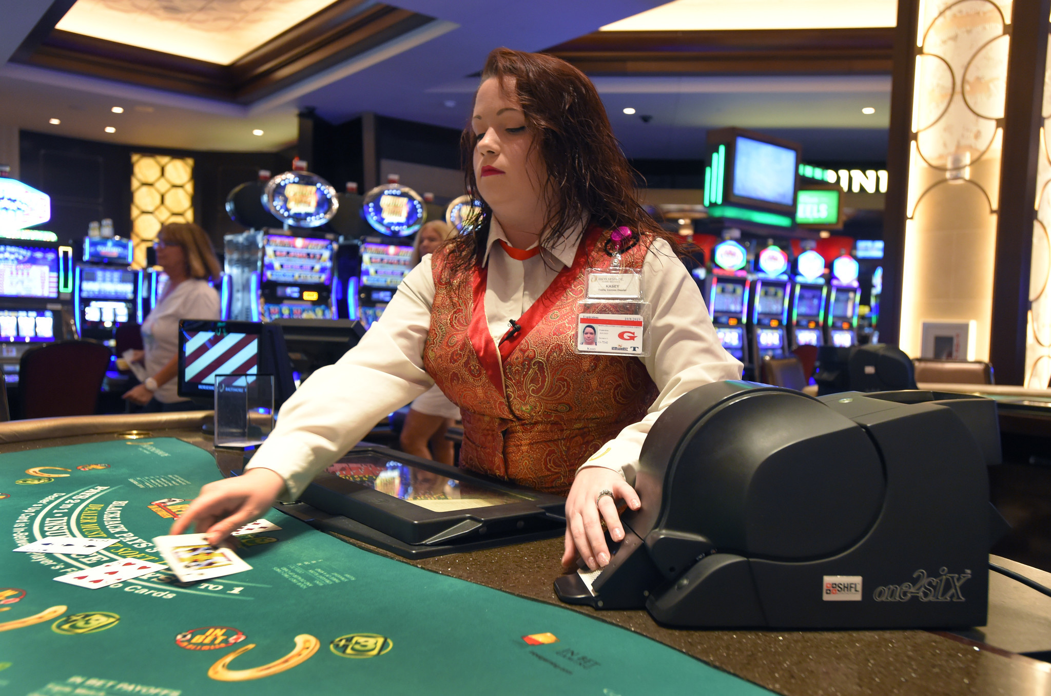 Maryland live poker tables