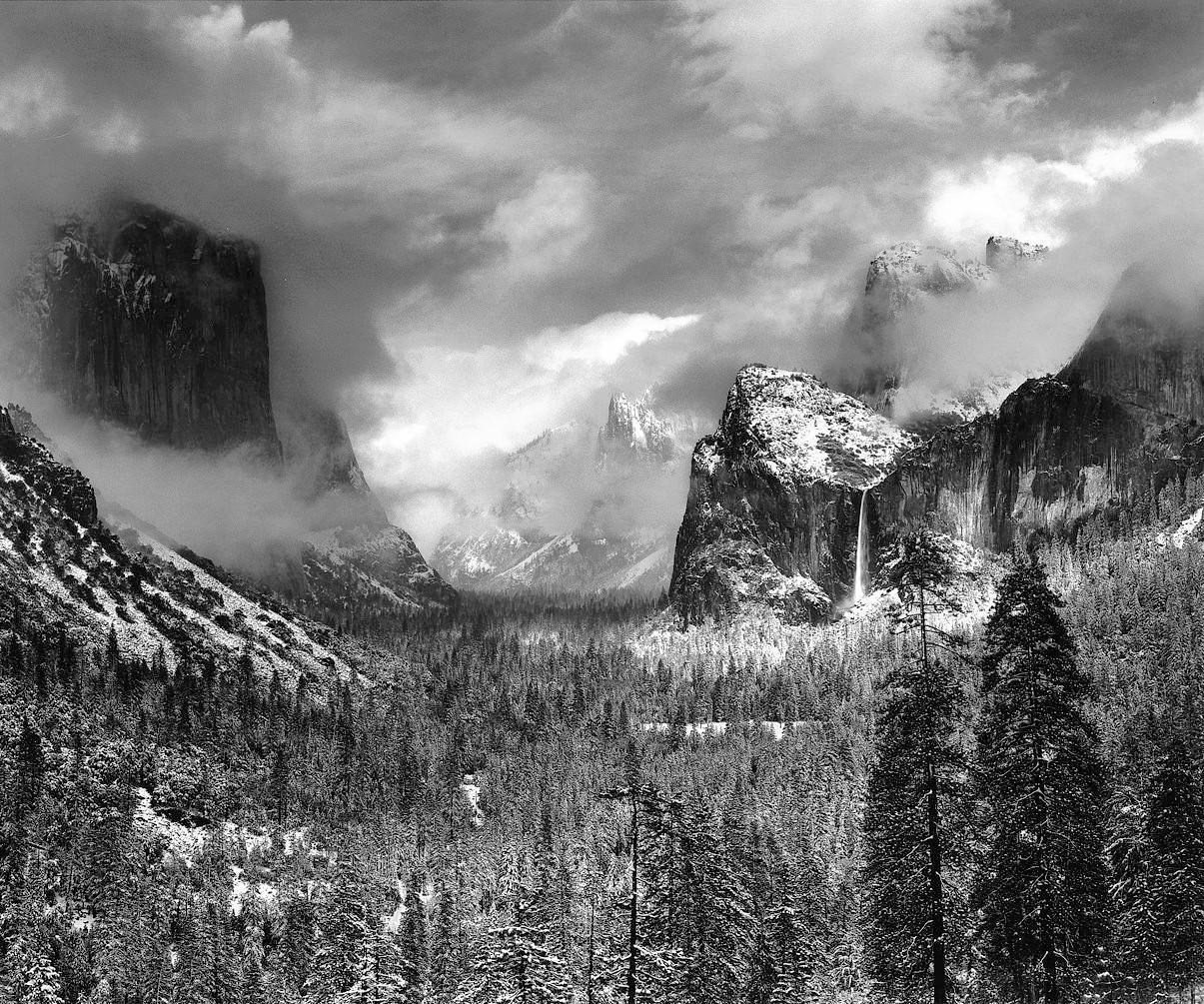 ansel yosemite adams essay His famous photographs of yosemite national park inspired him to work  we will write a cheap essay sample on the life of ansel adams specifically for you for.