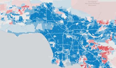 Precinct-level election results