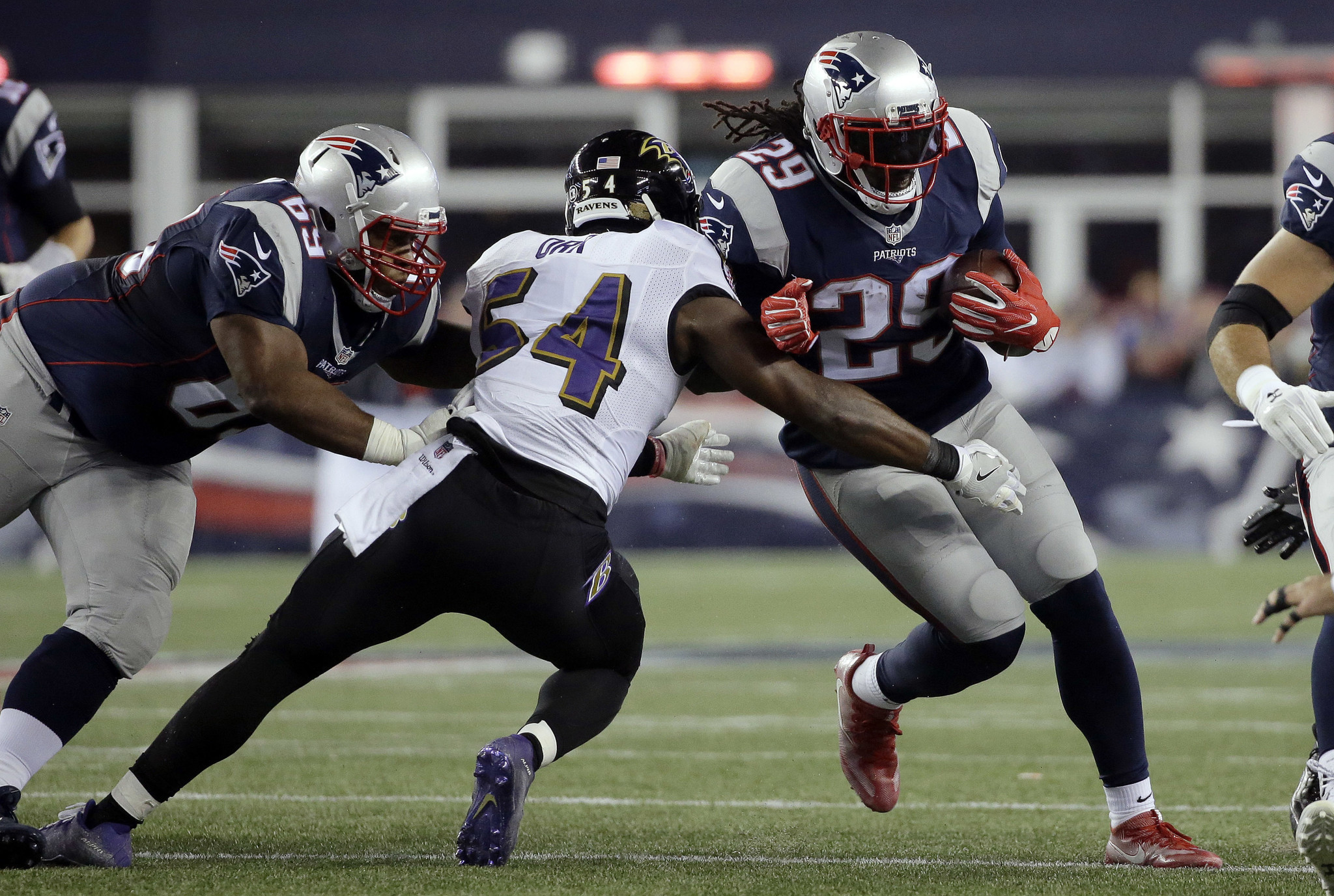 Zachary Orr Rick Wagner absent from Ravens practice on Wednesday
