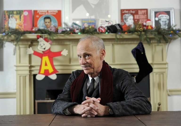 john waters briefly hospitalized misses own christmas party baltimore sun - John Waters Christmas