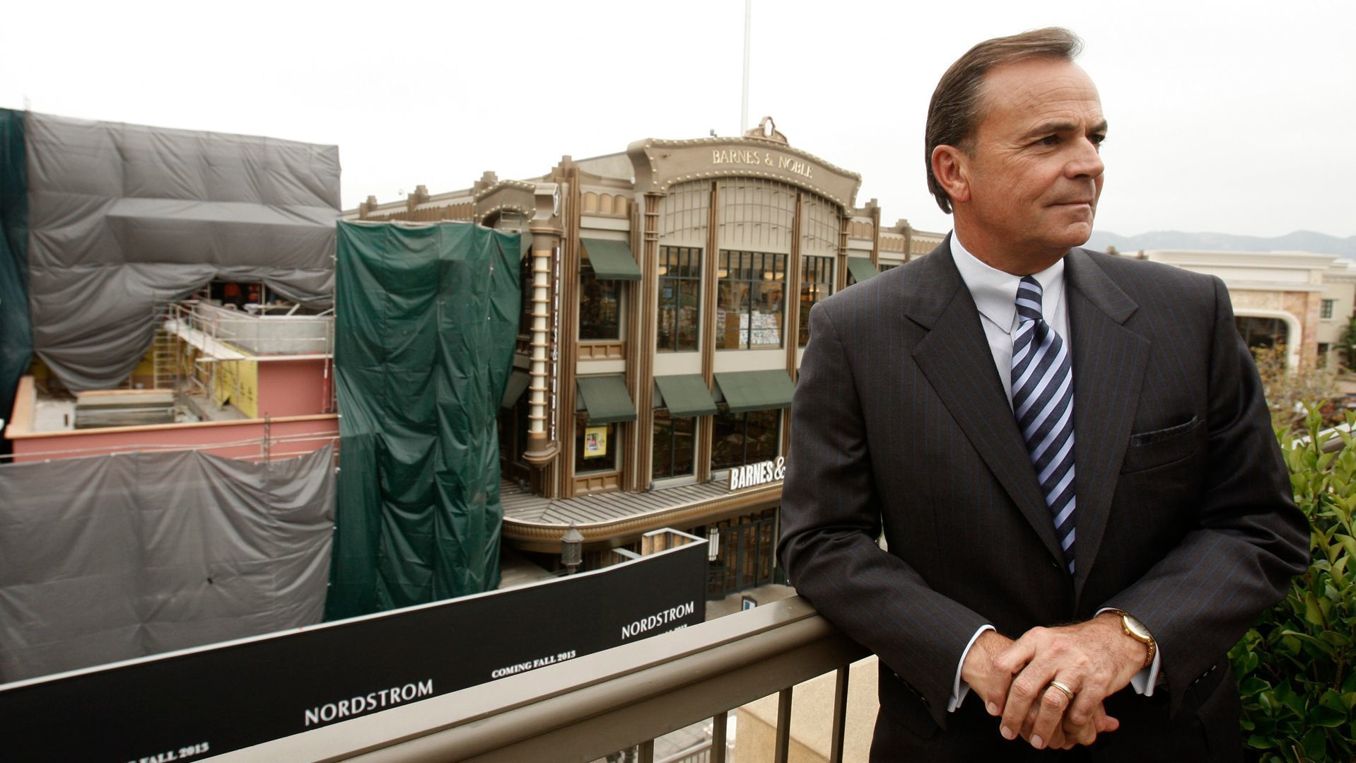 Political donations flow as Rick Caruso seeks approval for a 20-story tower near the Beverly Center