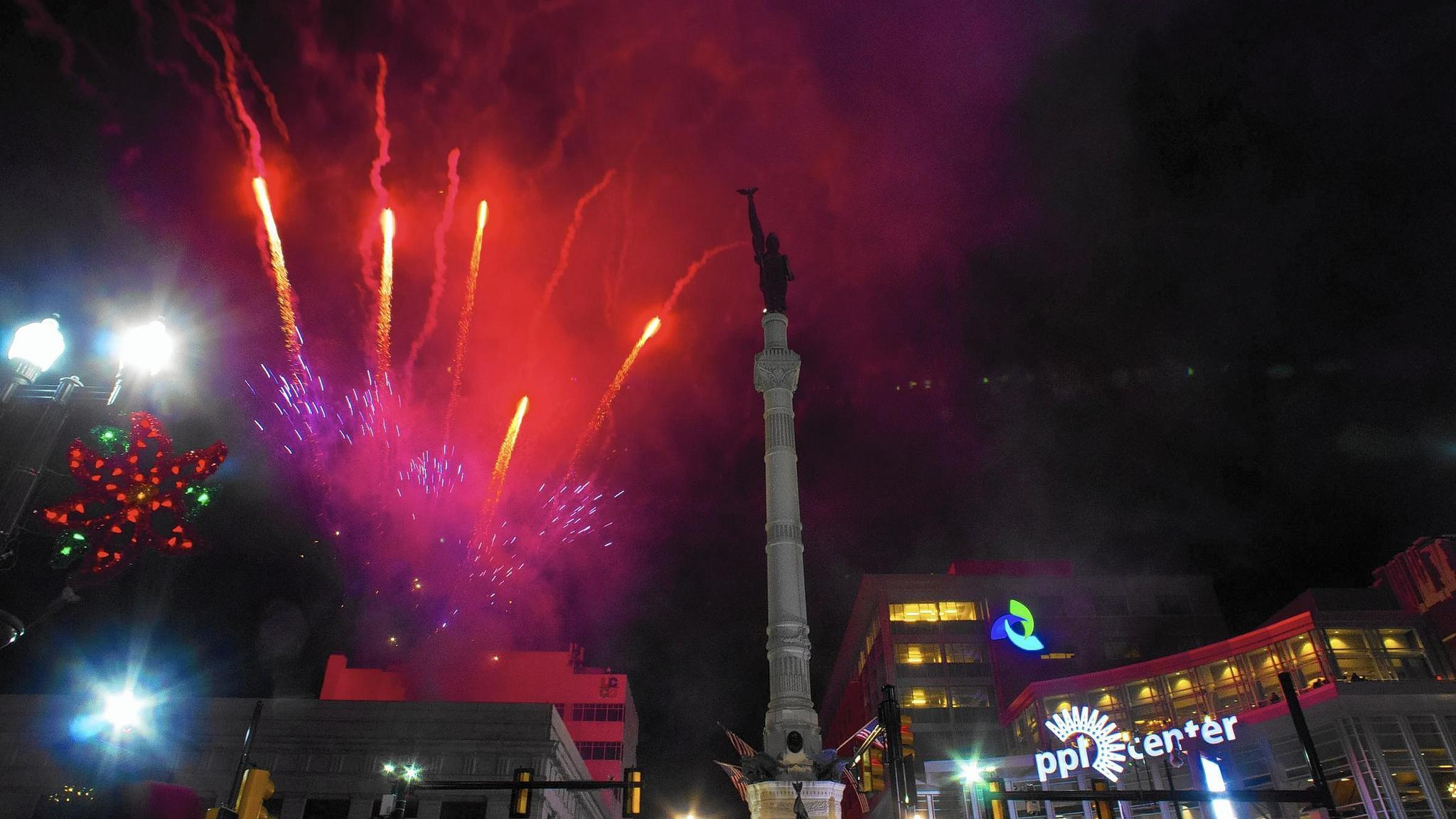 A guide to New Year\'s Eve in the Lehigh Valley - The Morning Call