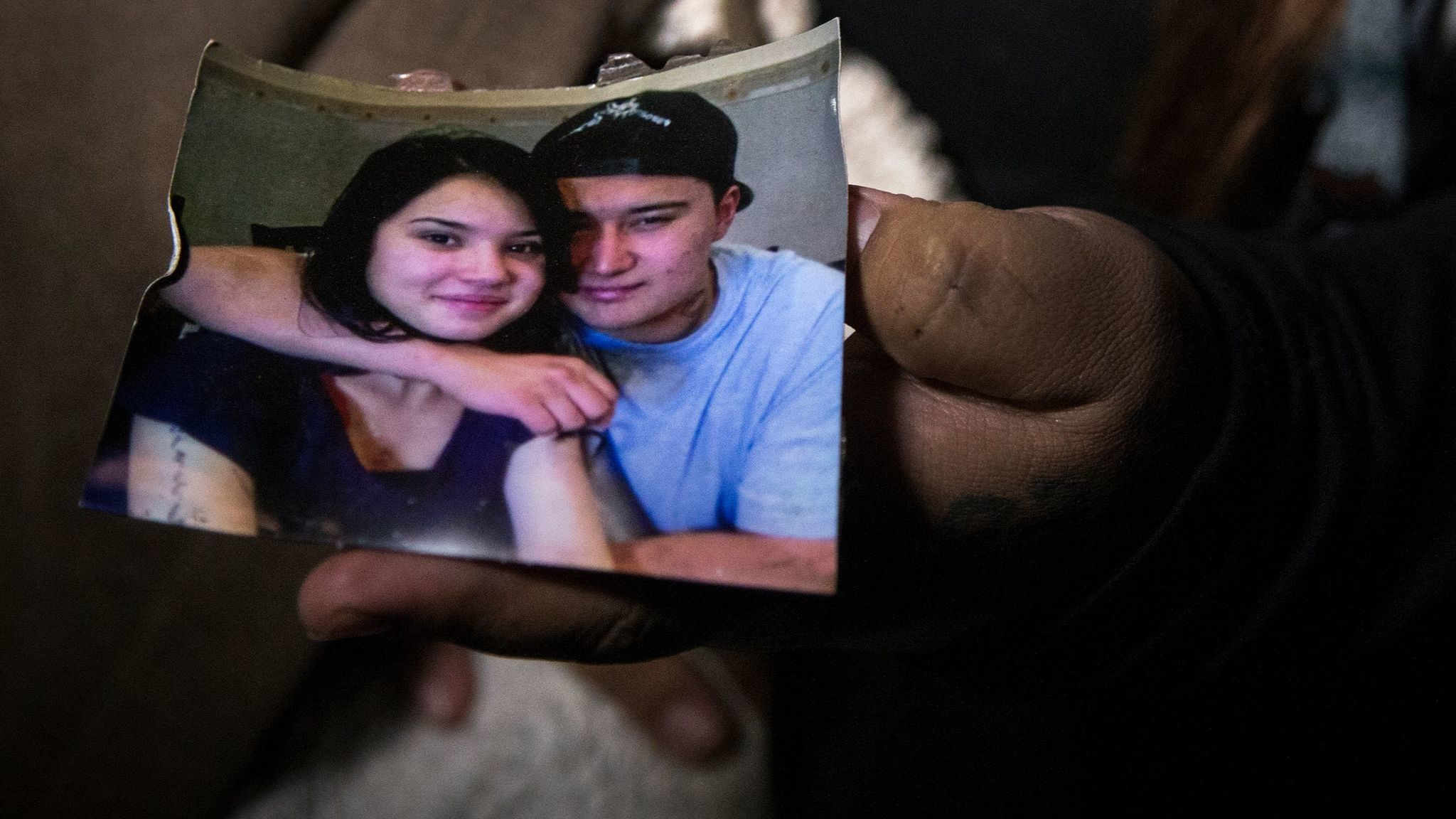 Ariel Bojorquez and his girlfriend, Rosa Isela Chavez, were shot and killed while driving near the intersection of 29th Street and Pershing Avenue in San Bernardino.