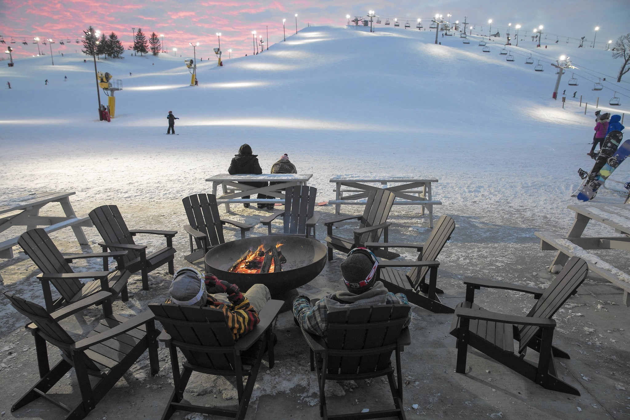 wisconsins wilmot mountain ups its game after 13 million renovation chicago tribune