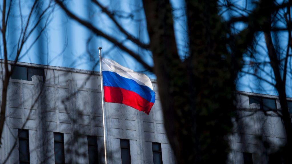 Russian Embassy U.S. Sanctions