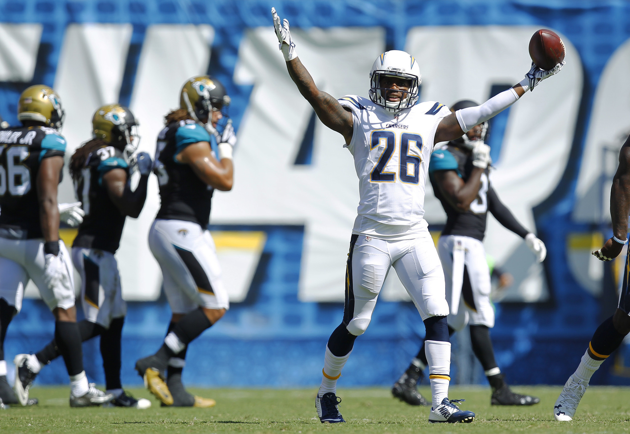 Casey Hayward makes season royal The San Diego Union Tribune