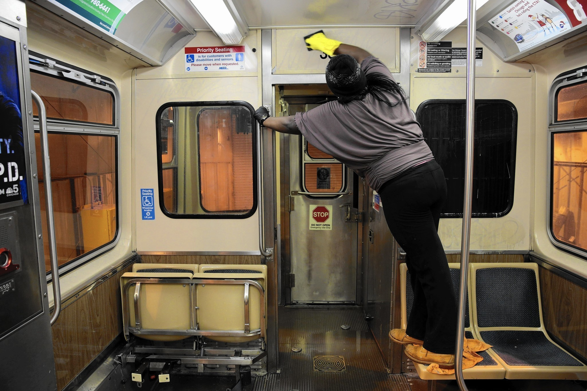 Cta Announces Deal With Unions To Extend Jobs Program For Felons