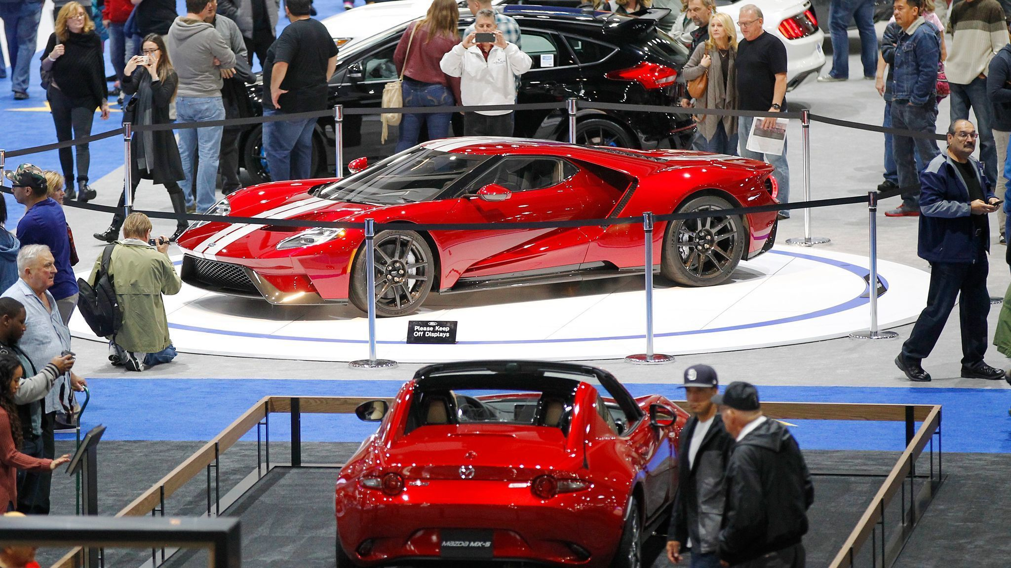 Fantasy And Reality Meet At The San Diego International Auto Show - Car shows around me