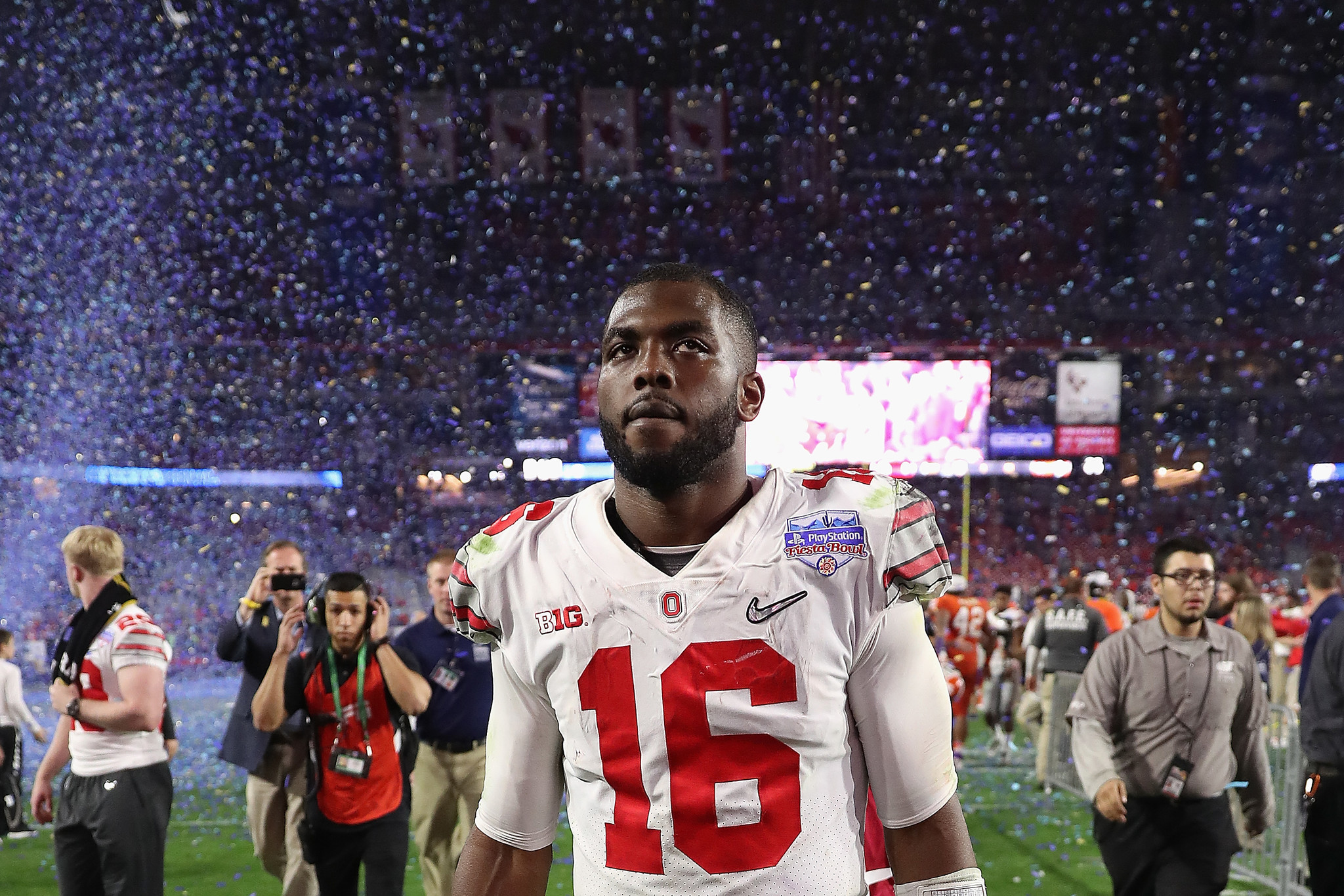 Ohio State Makes Wrong Kind Of History In Blowout Loss To Clemson