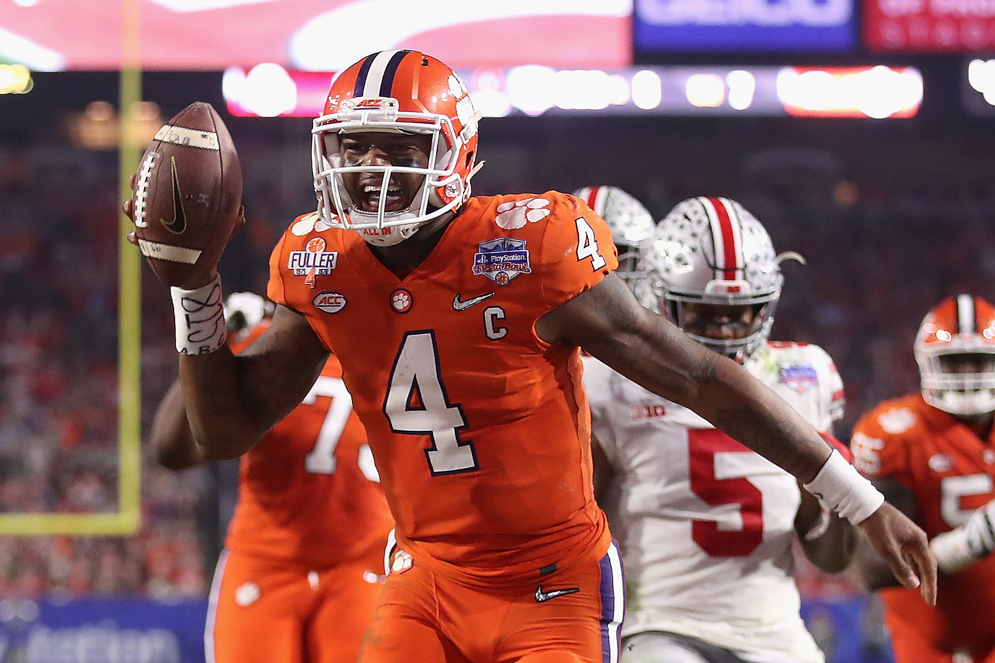 in take Can Yes out Tigers Clemson go Alabama? if — don
