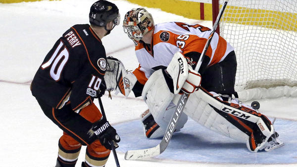 Amid Mess, John Gibson And The Ducks Have Success Against Flyers