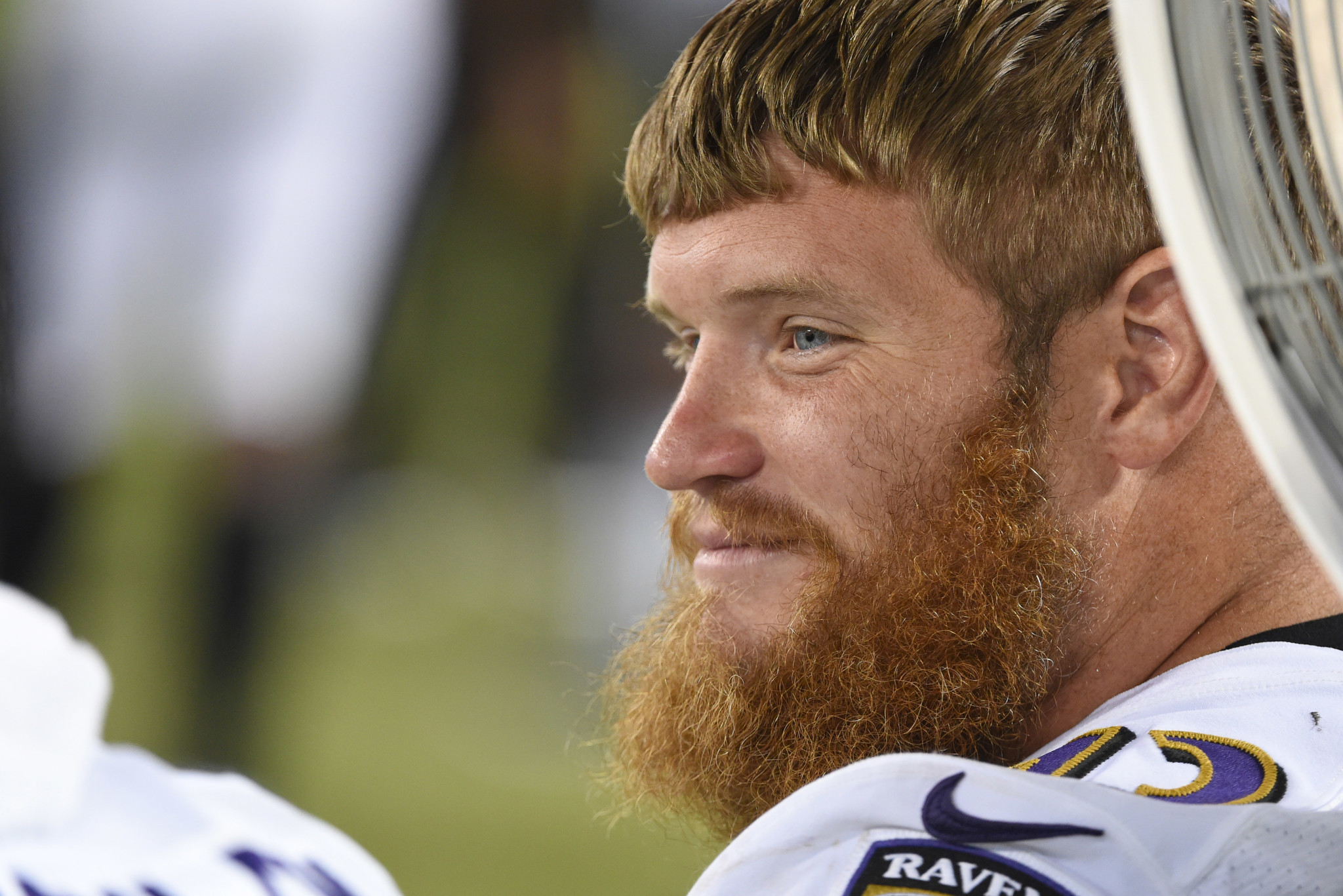 Possible surgery could keep Ravens guard Marshal Yanda from Pro