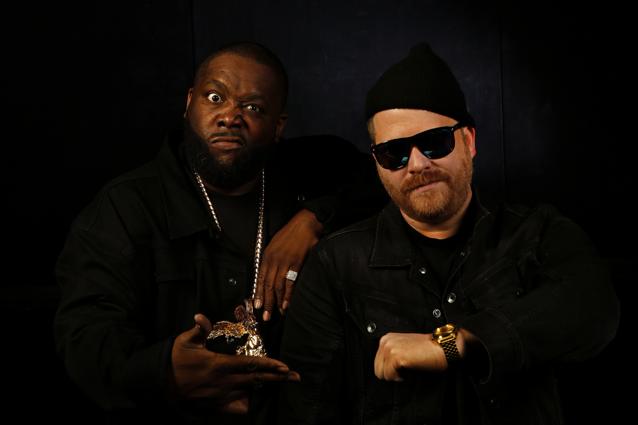 Run the Jewels (Mel Melcon / Los Angeles Times)