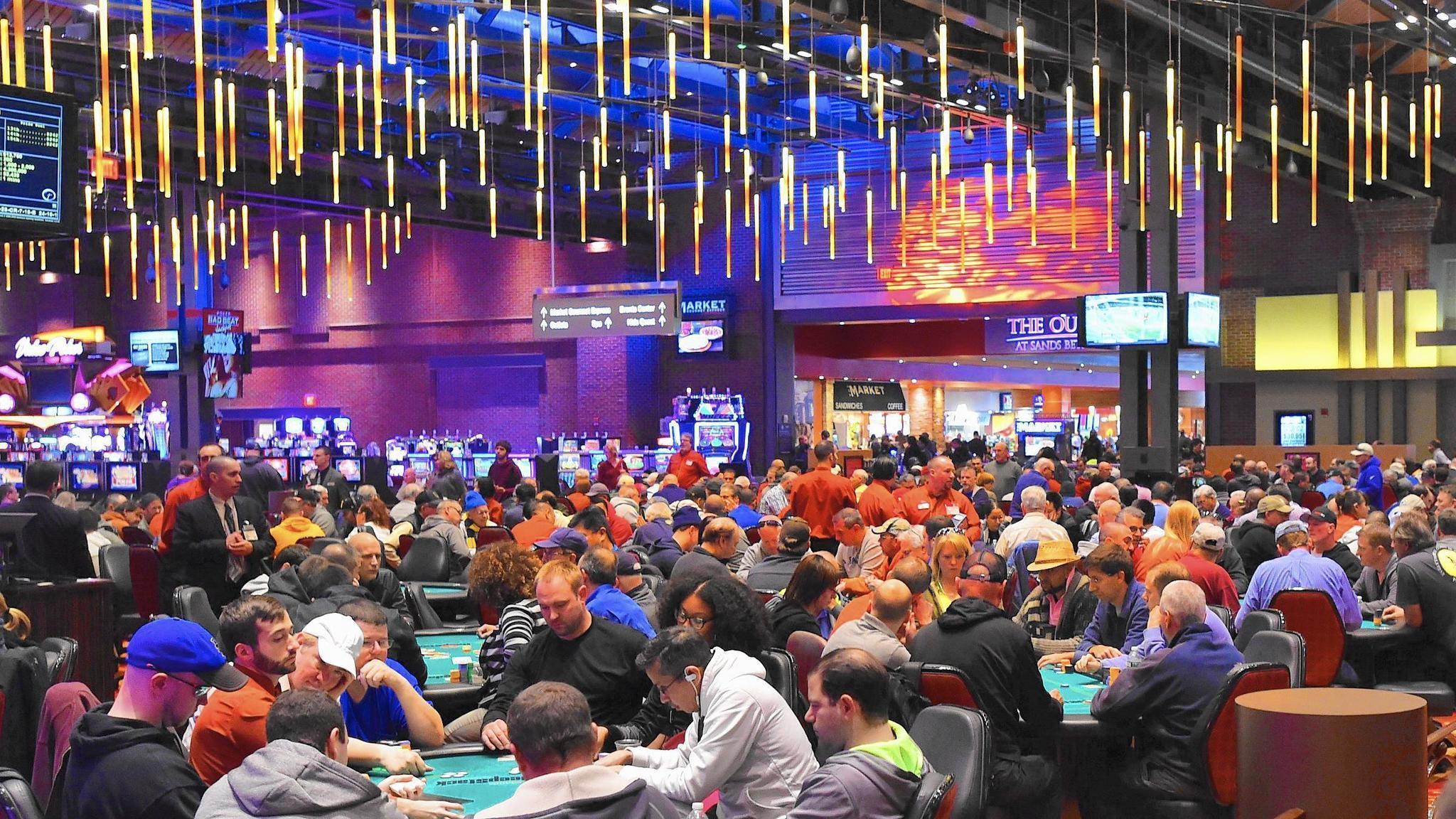 Sands casino penn casino com directory gambling game