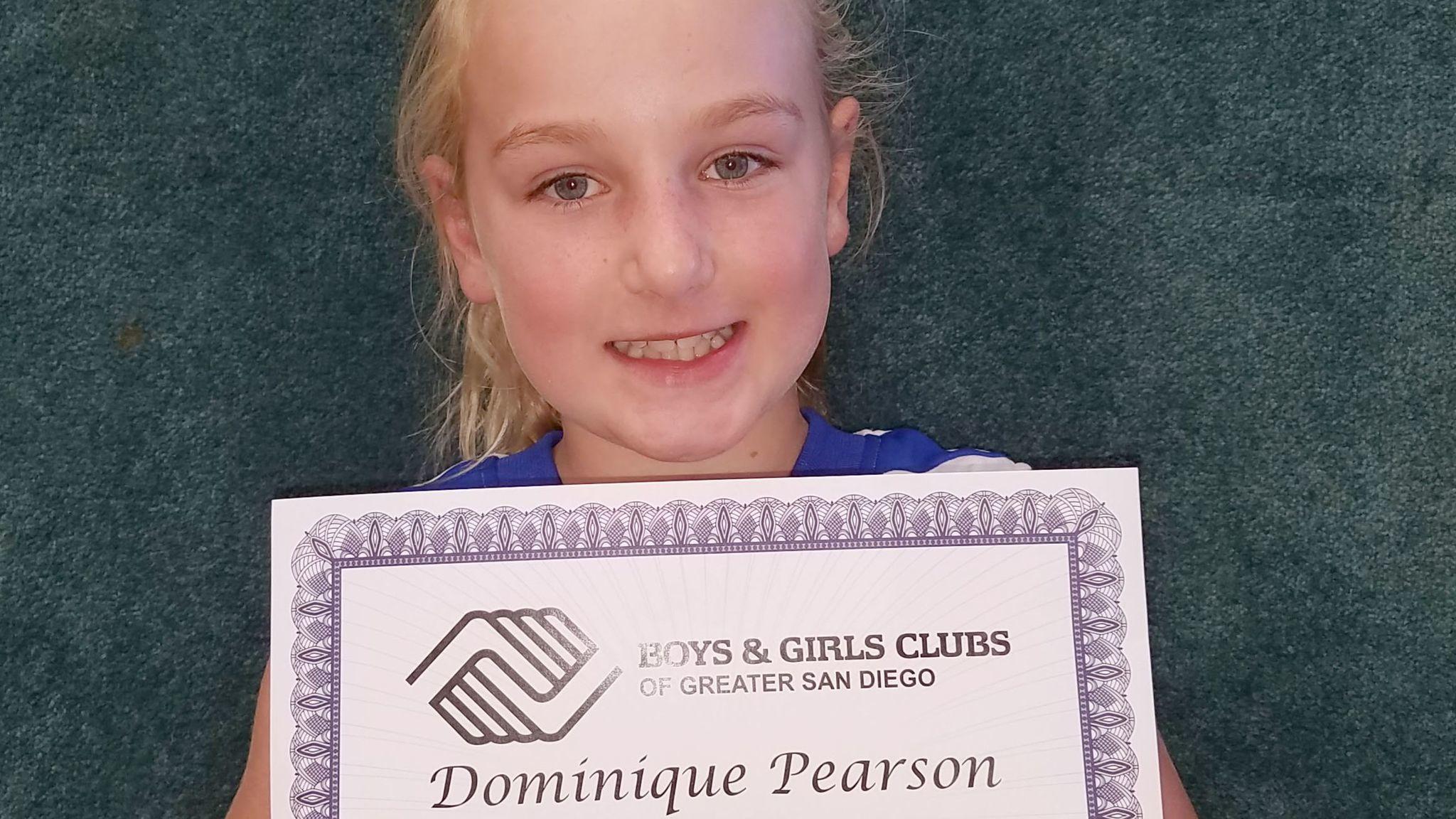 Dominique Pearson