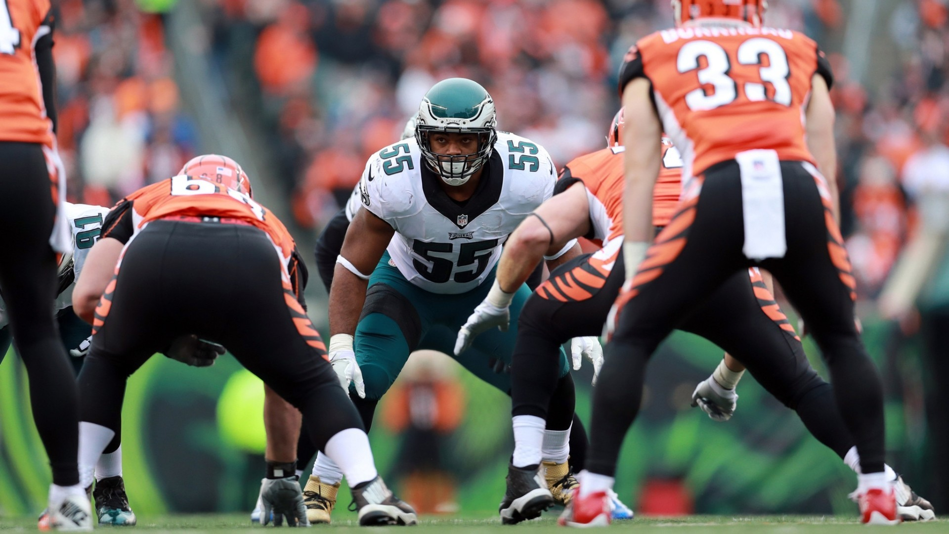 Eagles DE Brandon Graham talks about his offseason plan The