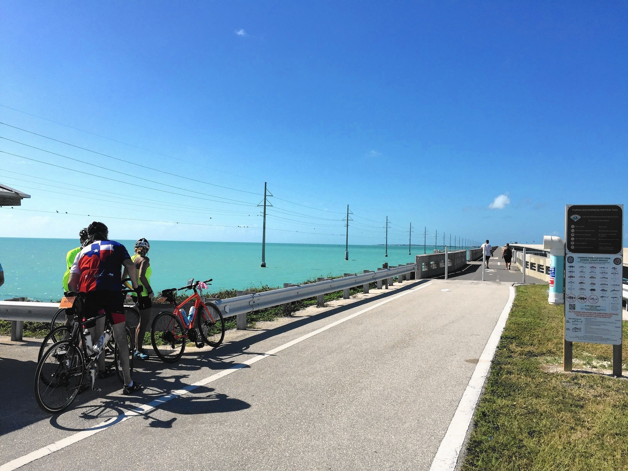 Florida road trip on two wheels: Biking from Key Largo to Key West