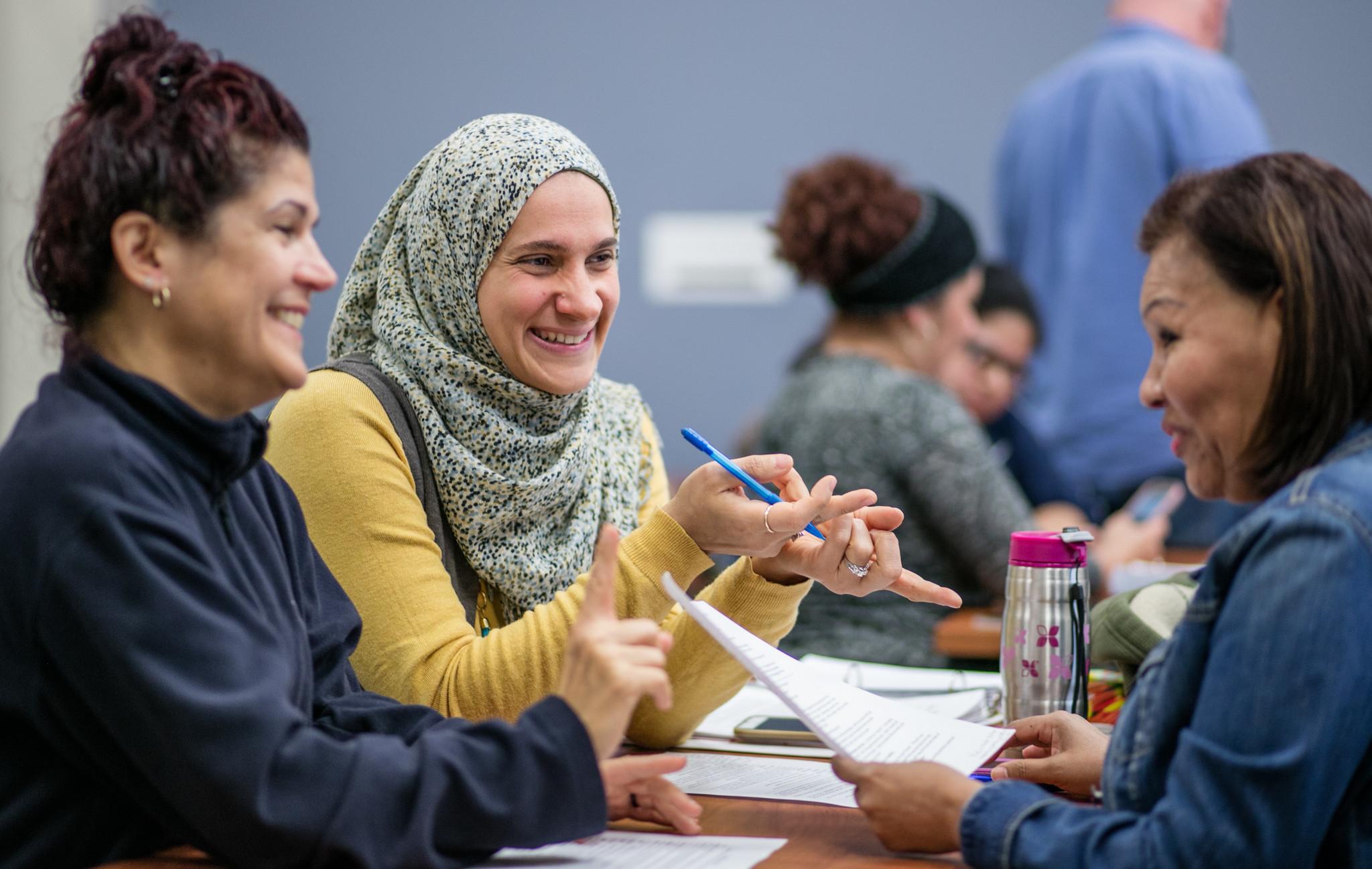 New Program Trains Health Care Interpreters At Howard Community