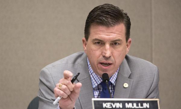 Assemblyman Kevin Mullin (D-South San Francisco) (Brian van der Brug / Los Angeles Times)