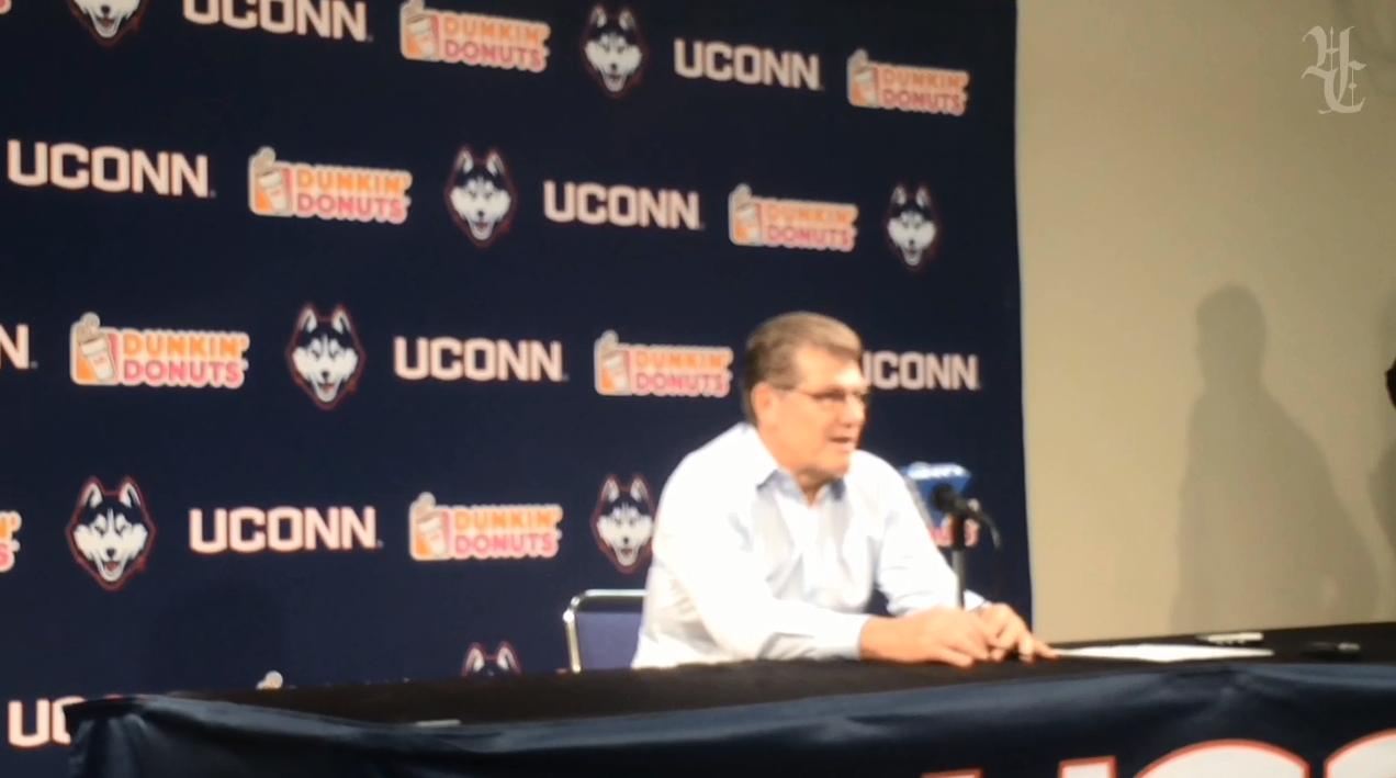 Geno Talks USA Basketball Chairman Gen. Martin Dempsey ...
