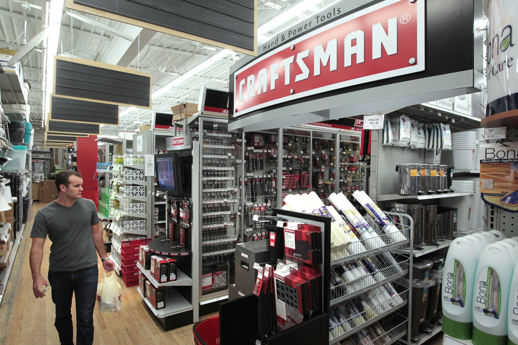 Sears sells Craftsman brand to Stanley for about $900 million
