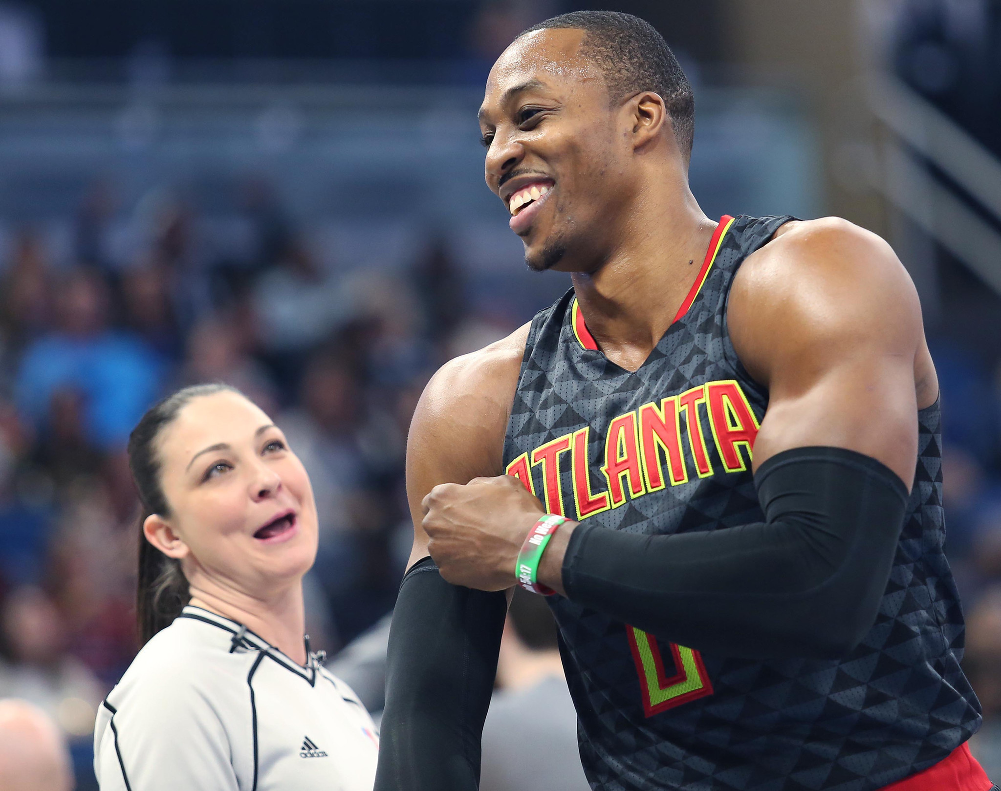 Former Orlando Magic superstar Dwight Howard is like an old