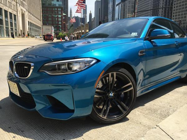 Blue Expected To Be Hottest Car Color For 2017 Chicago
